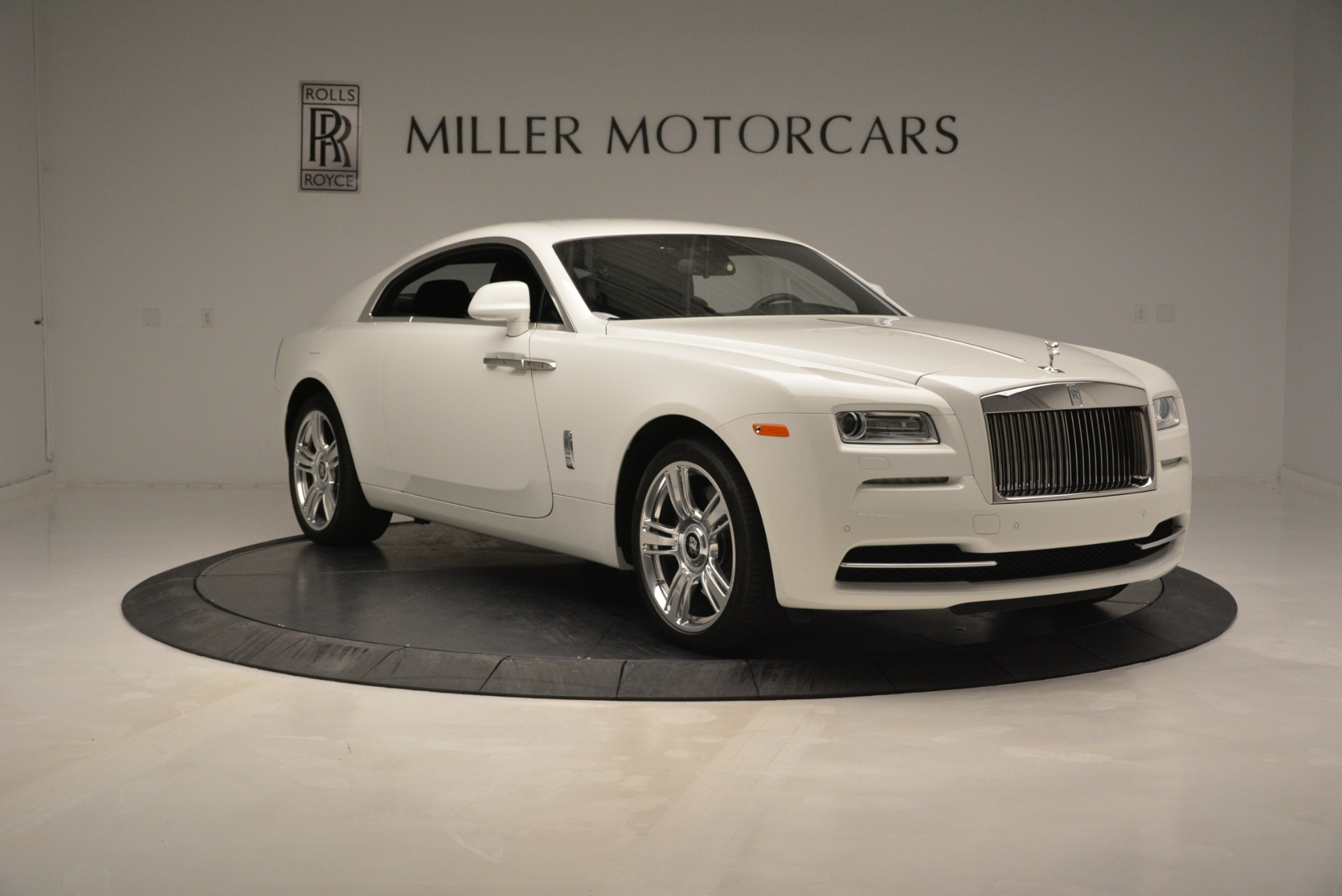 Used 2016 Rolls-Royce Wraith  For Sale In Westport, CT 3294_p12