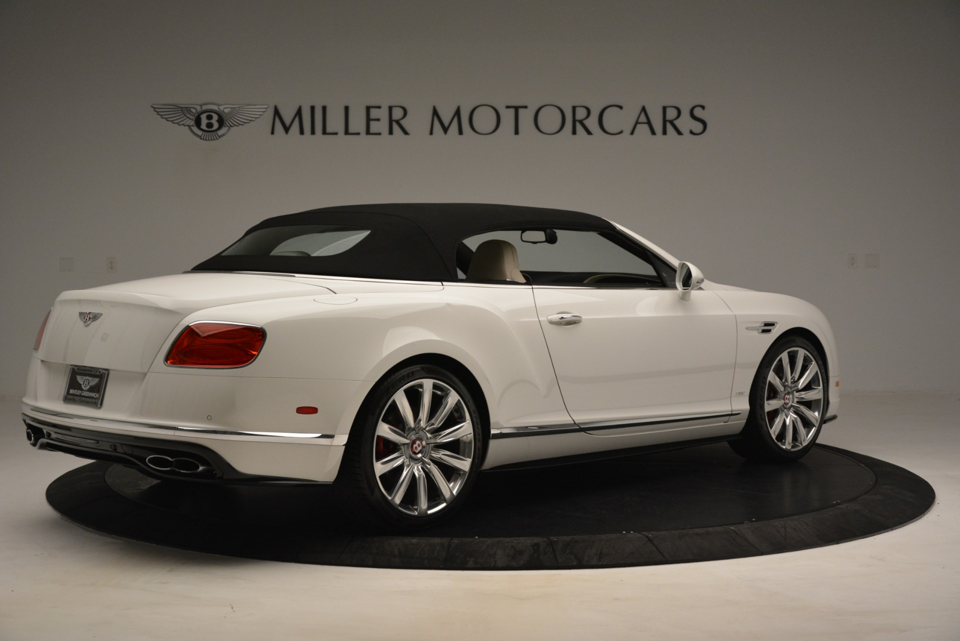 Used 2016 Bentley Continental GT V8 S For Sale In Westport, CT 3295_p16