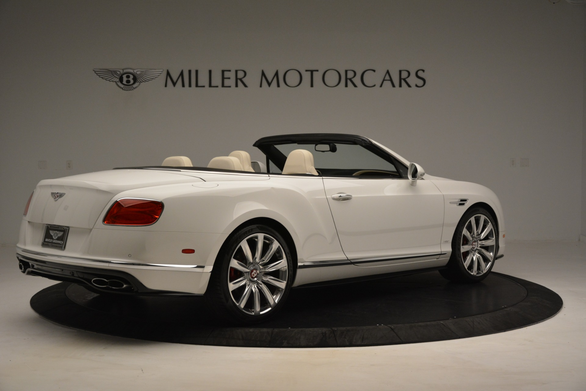 Used 2016 Bentley Continental GT V8 S For Sale In Westport, CT 3295_p8