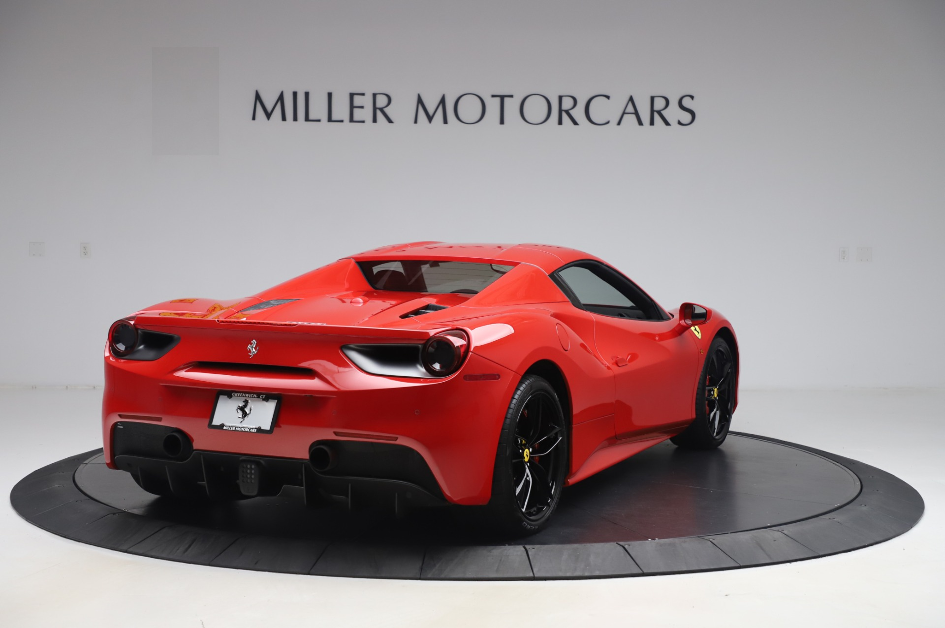 Used 2017 Ferrari 488 Spider  For Sale In Westport, CT 3296_p16