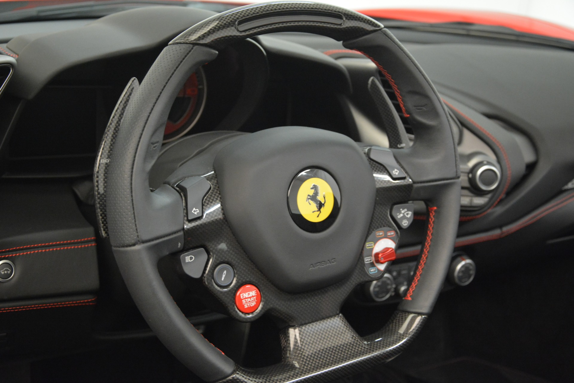 Used 2017 Ferrari 488 Spider  For Sale In Westport, CT 3296_p28
