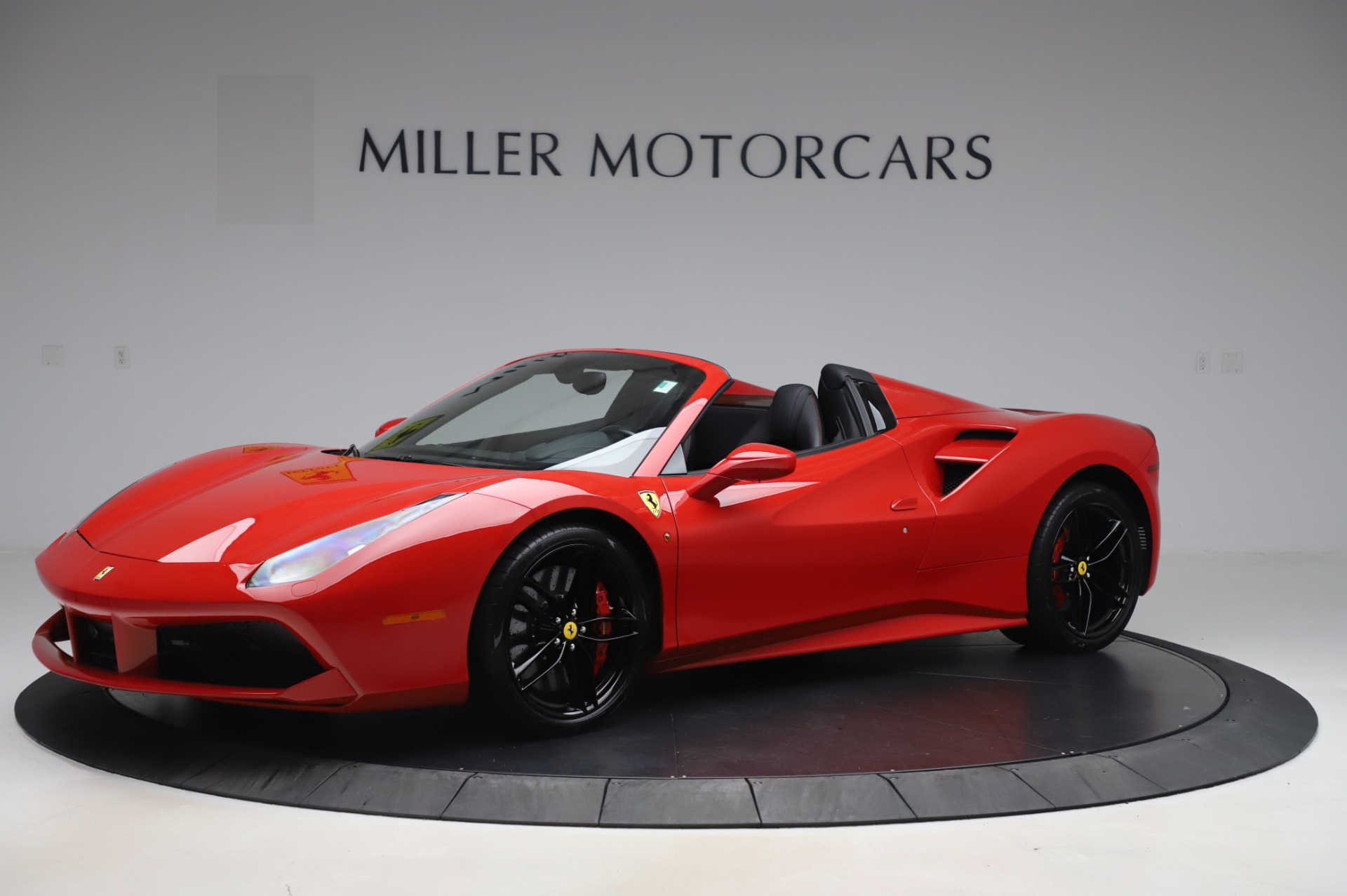 Used 2017 Ferrari 488 Spider  For Sale In Westport, CT 3296_p2