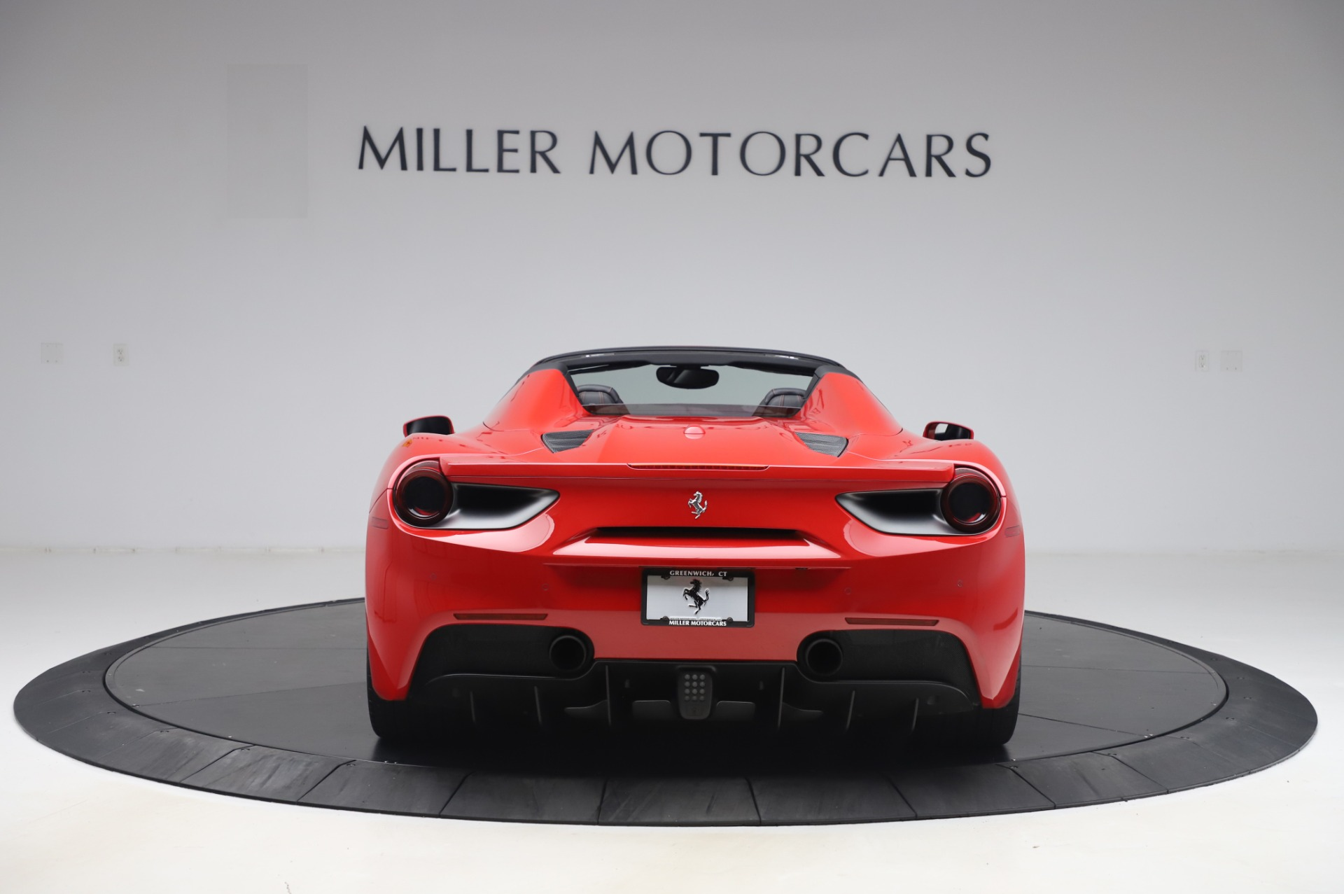 Used 2017 Ferrari 488 Spider  For Sale In Westport, CT 3296_p6