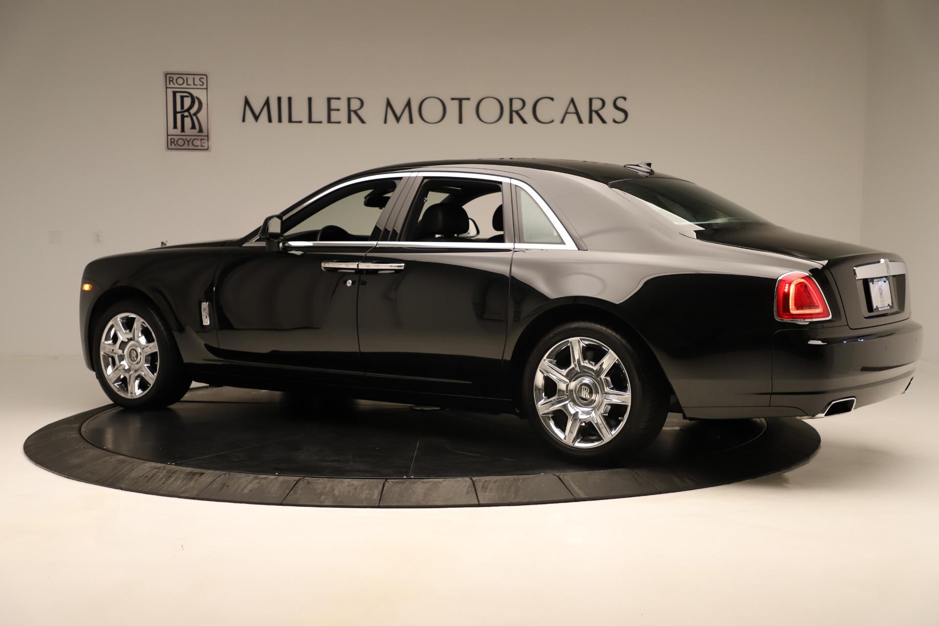 Used 2016 Rolls-Royce Ghost  For Sale In Westport, CT 3298_p4