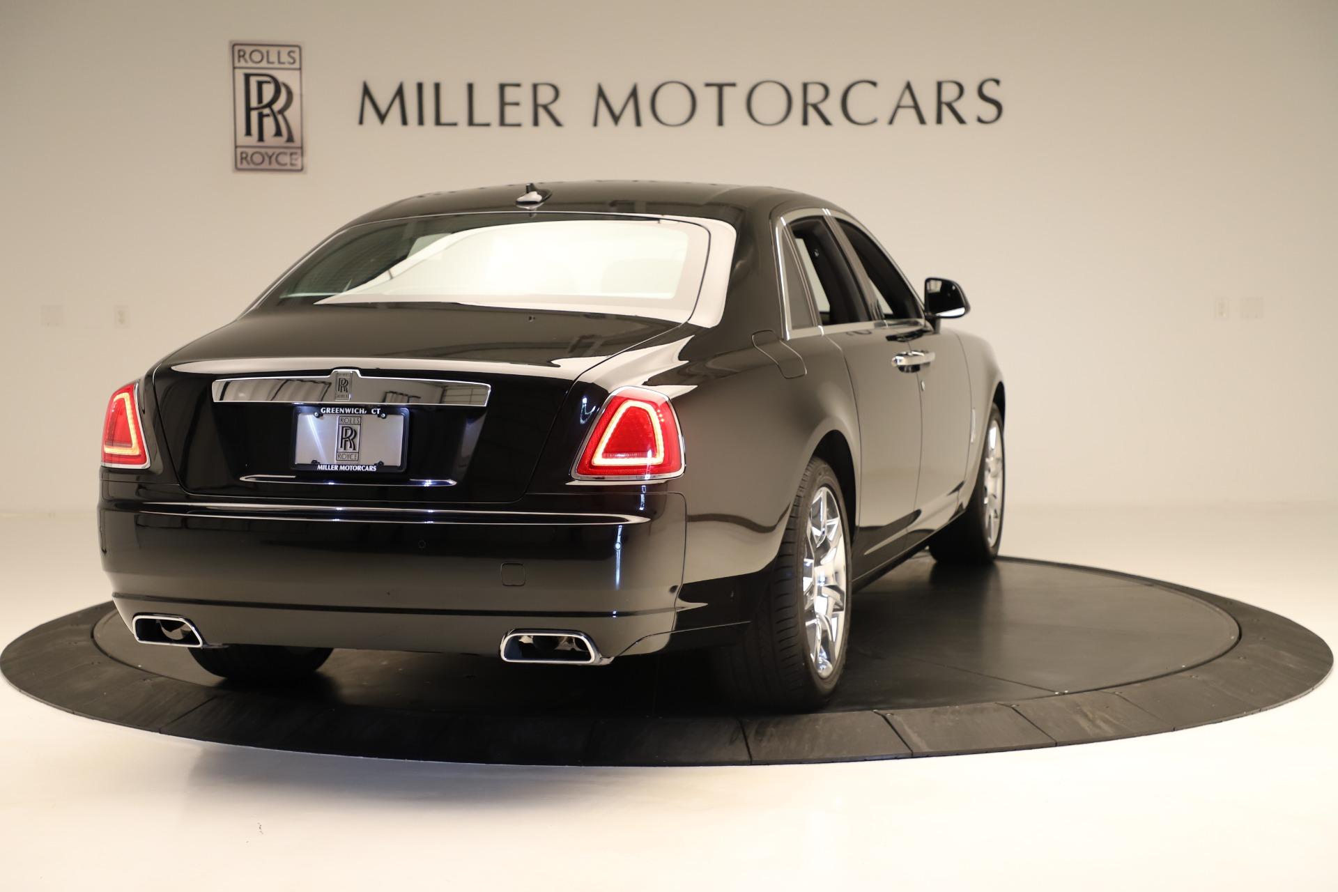 Used 2016 Rolls-Royce Ghost  For Sale In Westport, CT 3298_p7