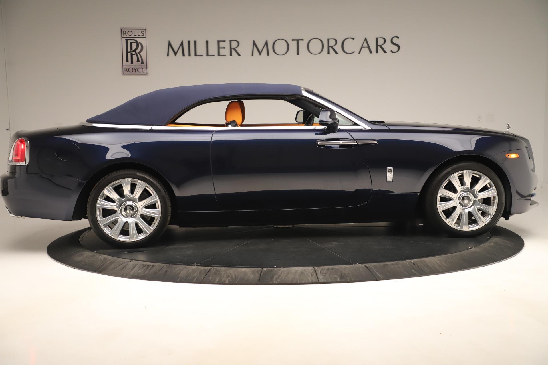 Used 2016 Rolls-Royce Dawn  For Sale In Westport, CT 3299_p14