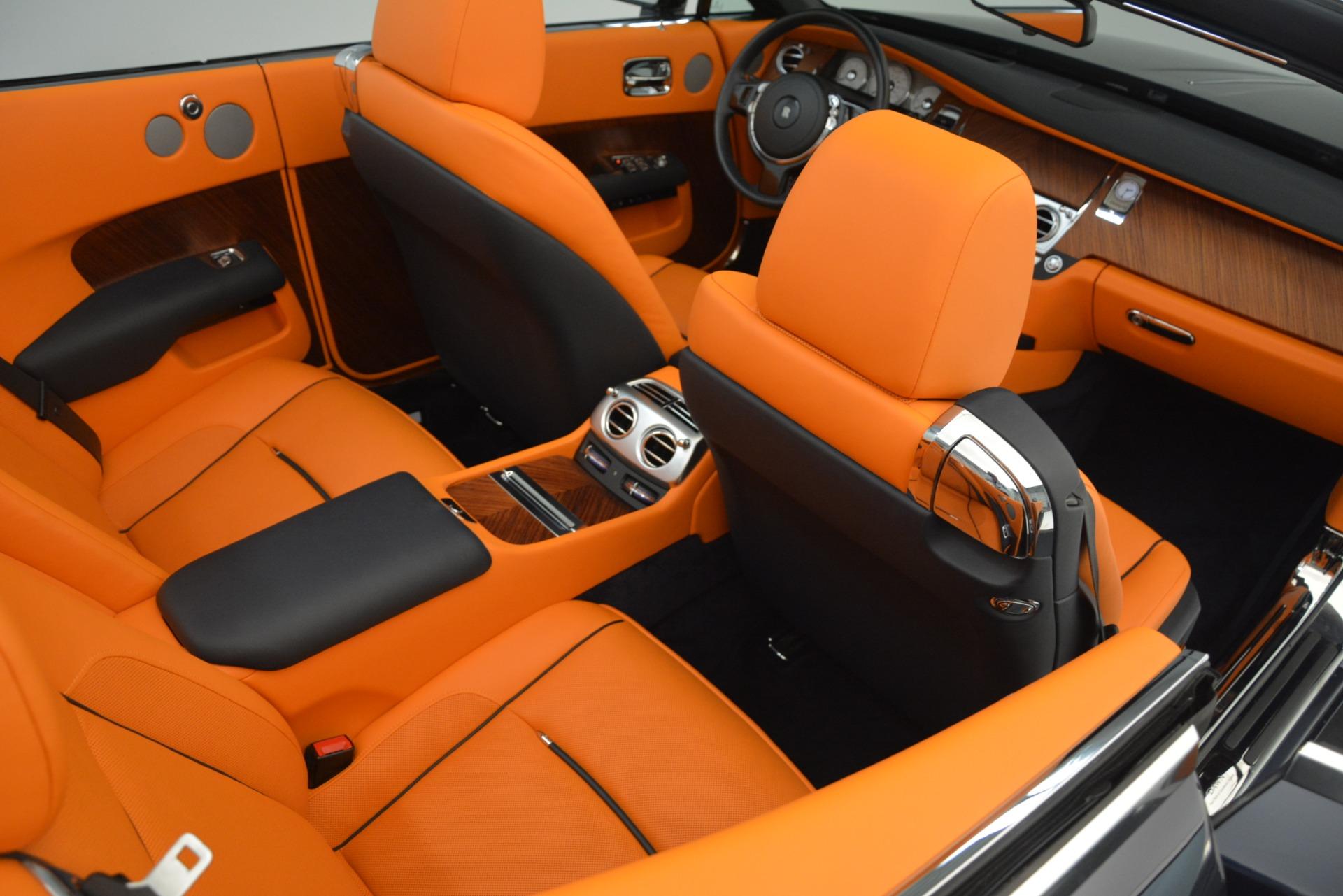 Used 2016 Rolls-Royce Dawn  For Sale In Westport, CT 3299_p25