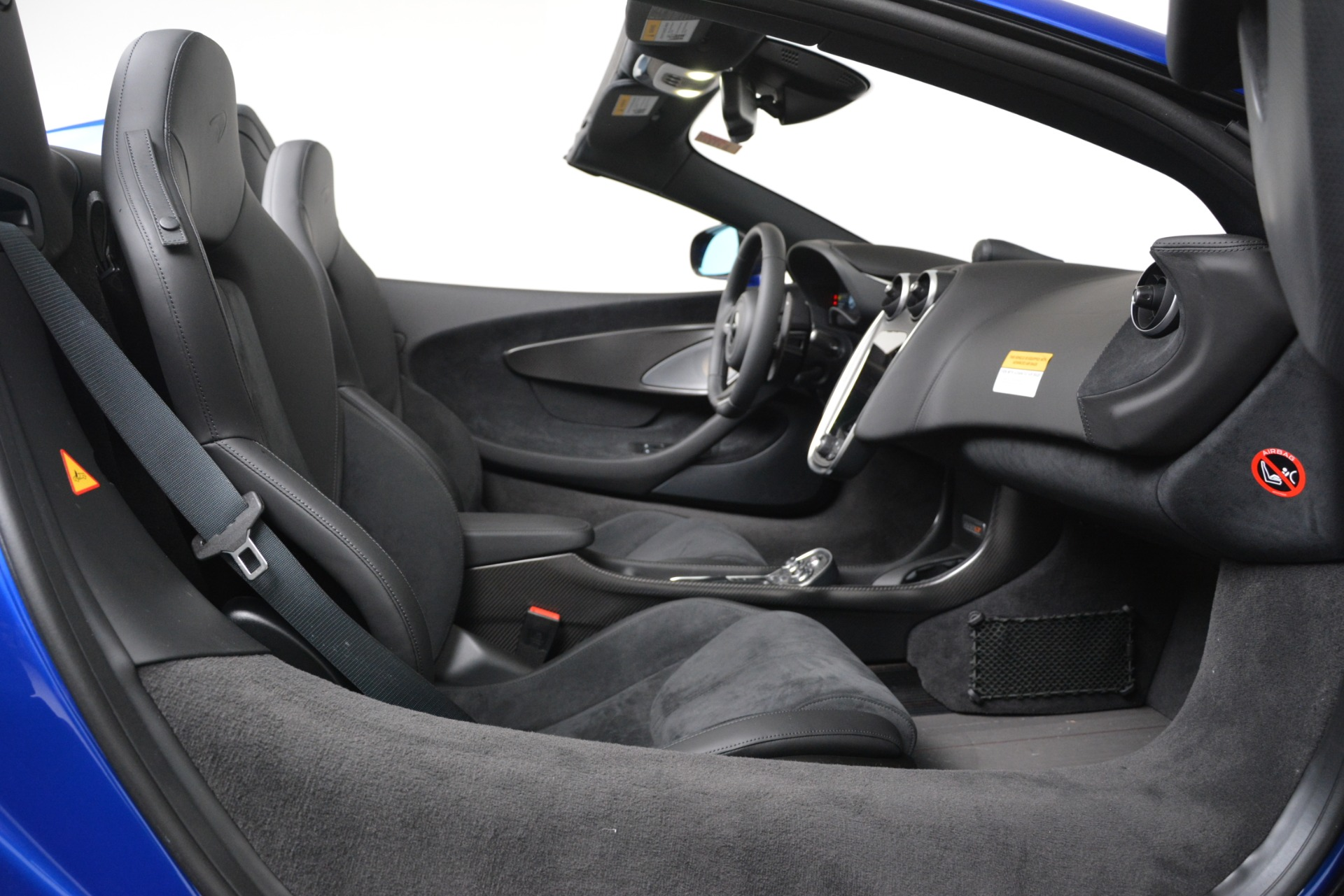 New 2020 McLaren 600LT Convertible For Sale In Westport, CT 3309_p22