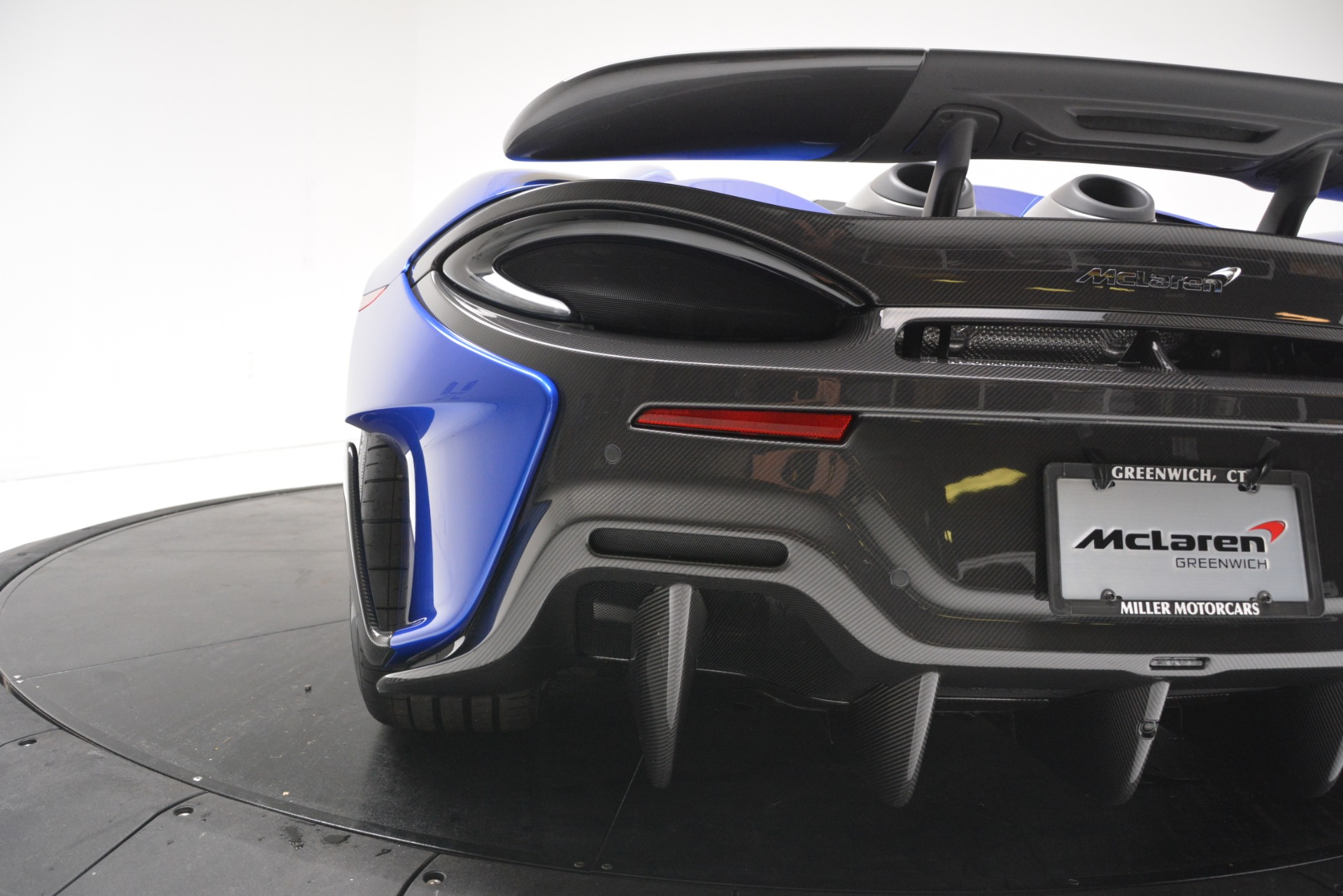 New 2020 McLaren 600LT Convertible For Sale In Westport, CT 3309_p31