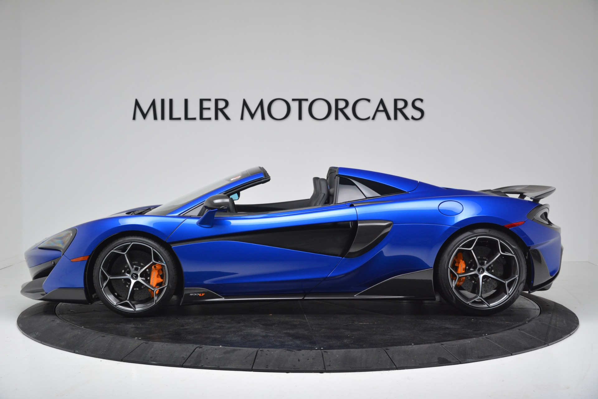 New 2020 McLaren 600LT Convertible For Sale In Westport, CT 3309_p3