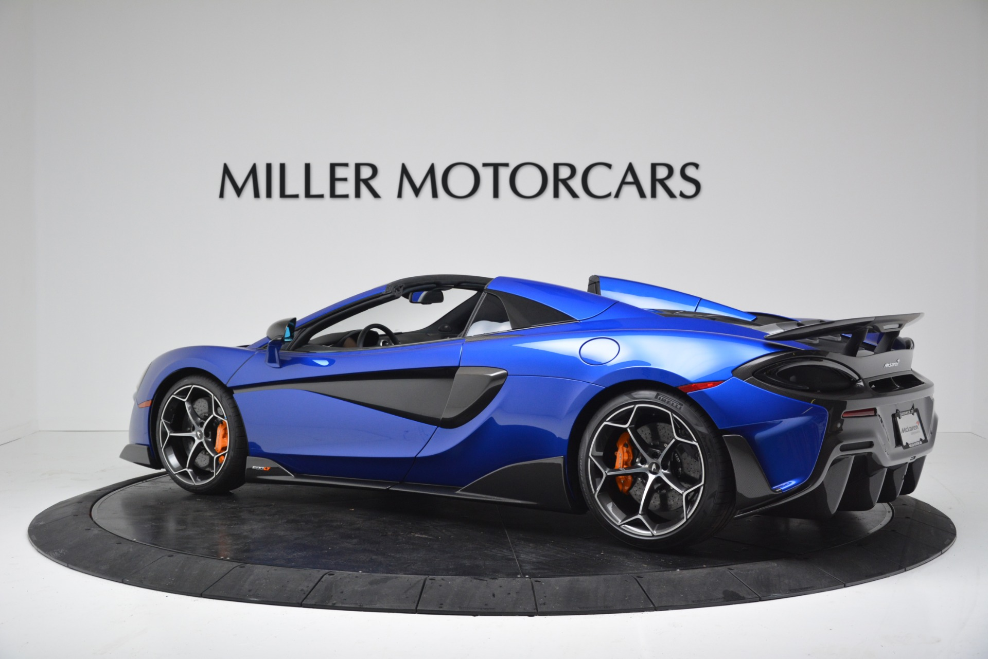 New 2020 McLaren 600LT Convertible For Sale In Westport, CT 3309_p4