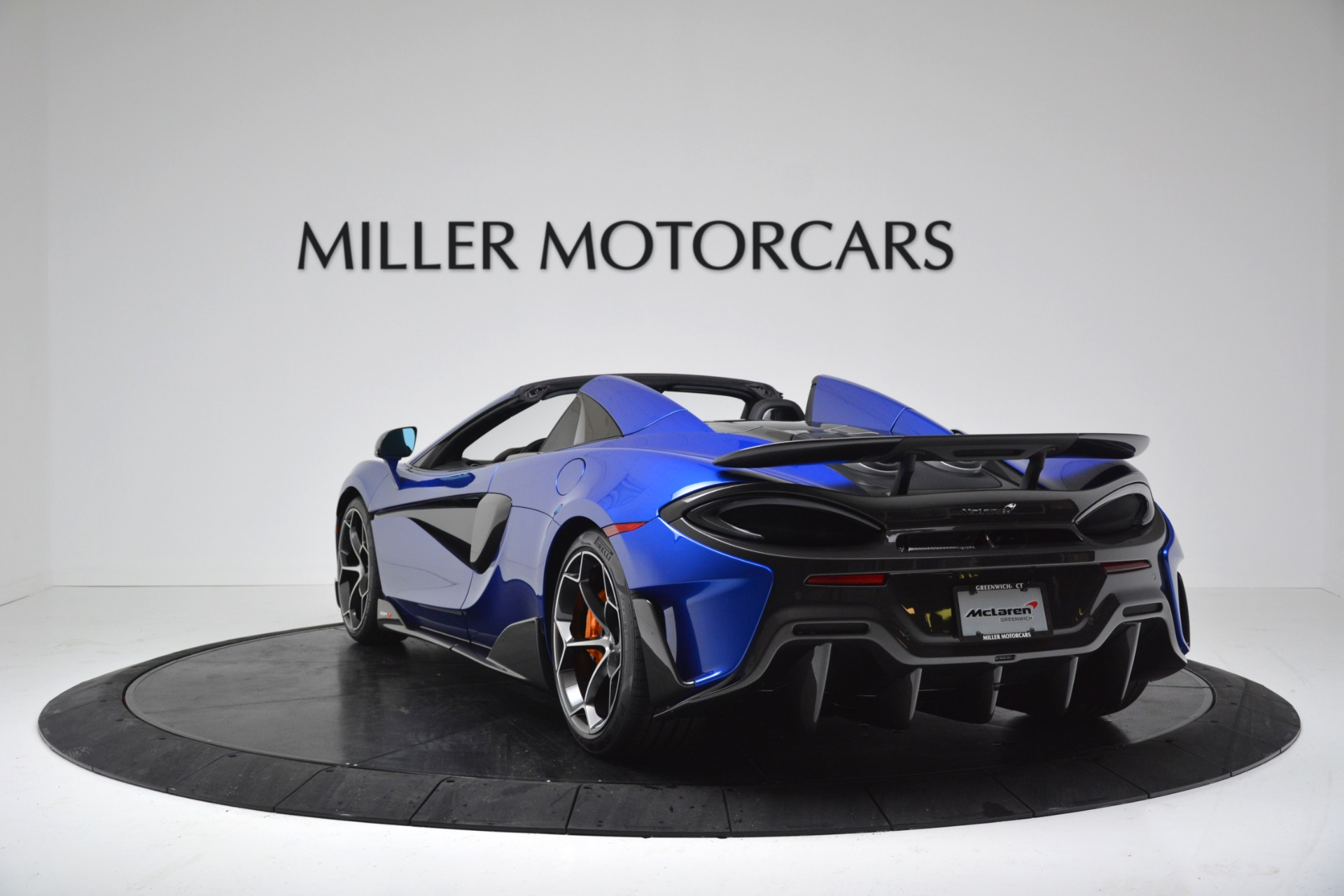 New 2020 McLaren 600LT Convertible For Sale In Westport, CT 3309_p5