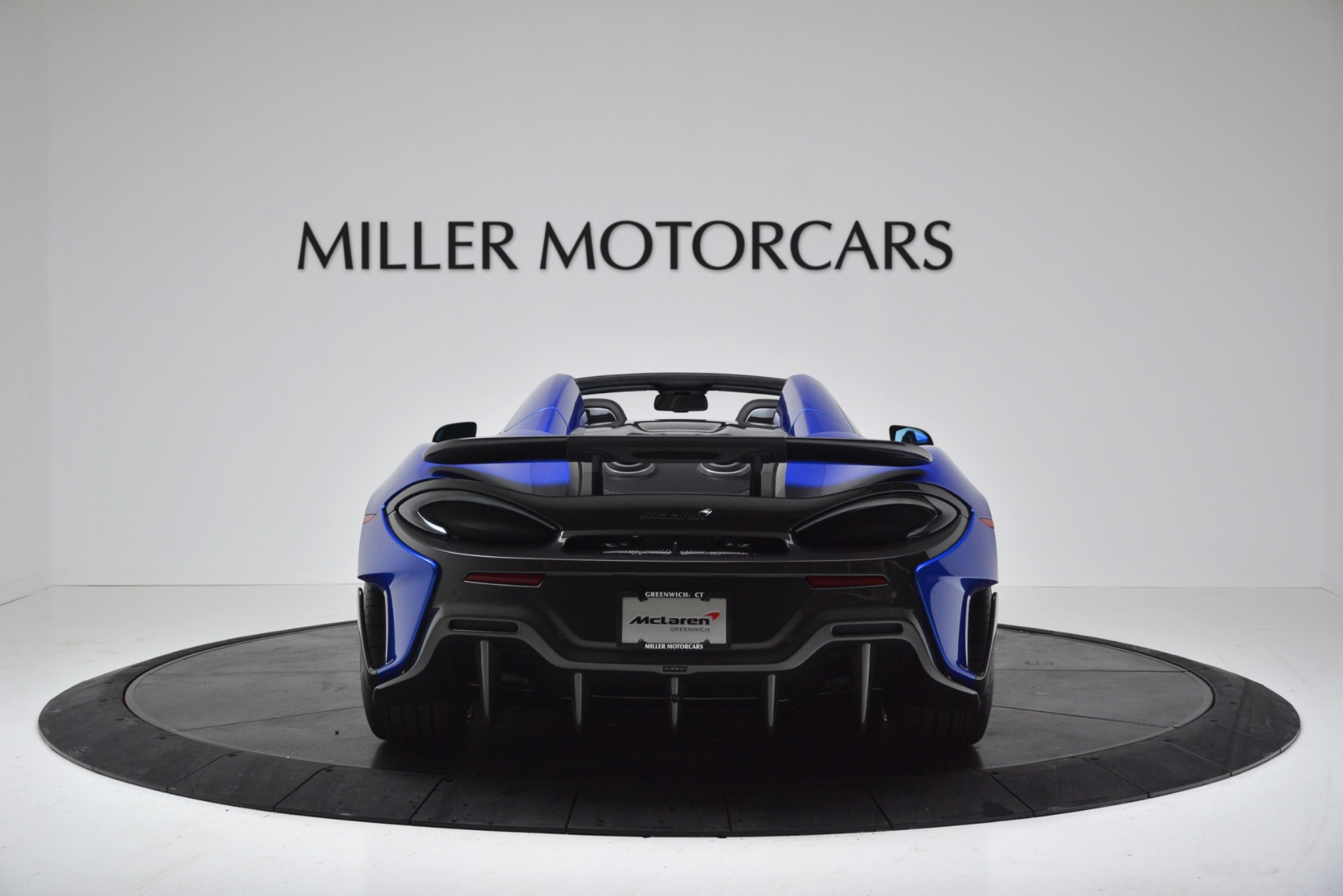 New 2020 McLaren 600LT Convertible For Sale In Westport, CT 3309_p6