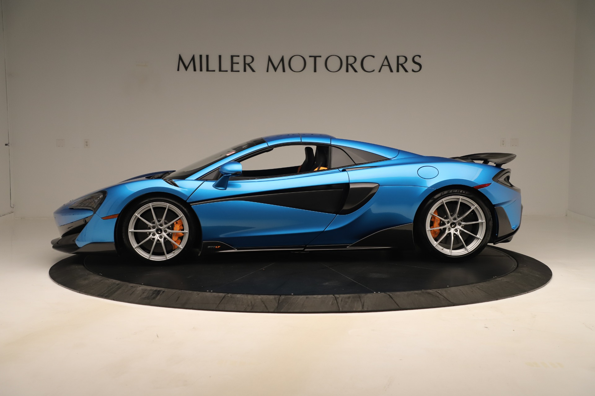 New 2020 McLaren 600LT SPIDER Convertible For Sale In Westport, CT 3311_p11