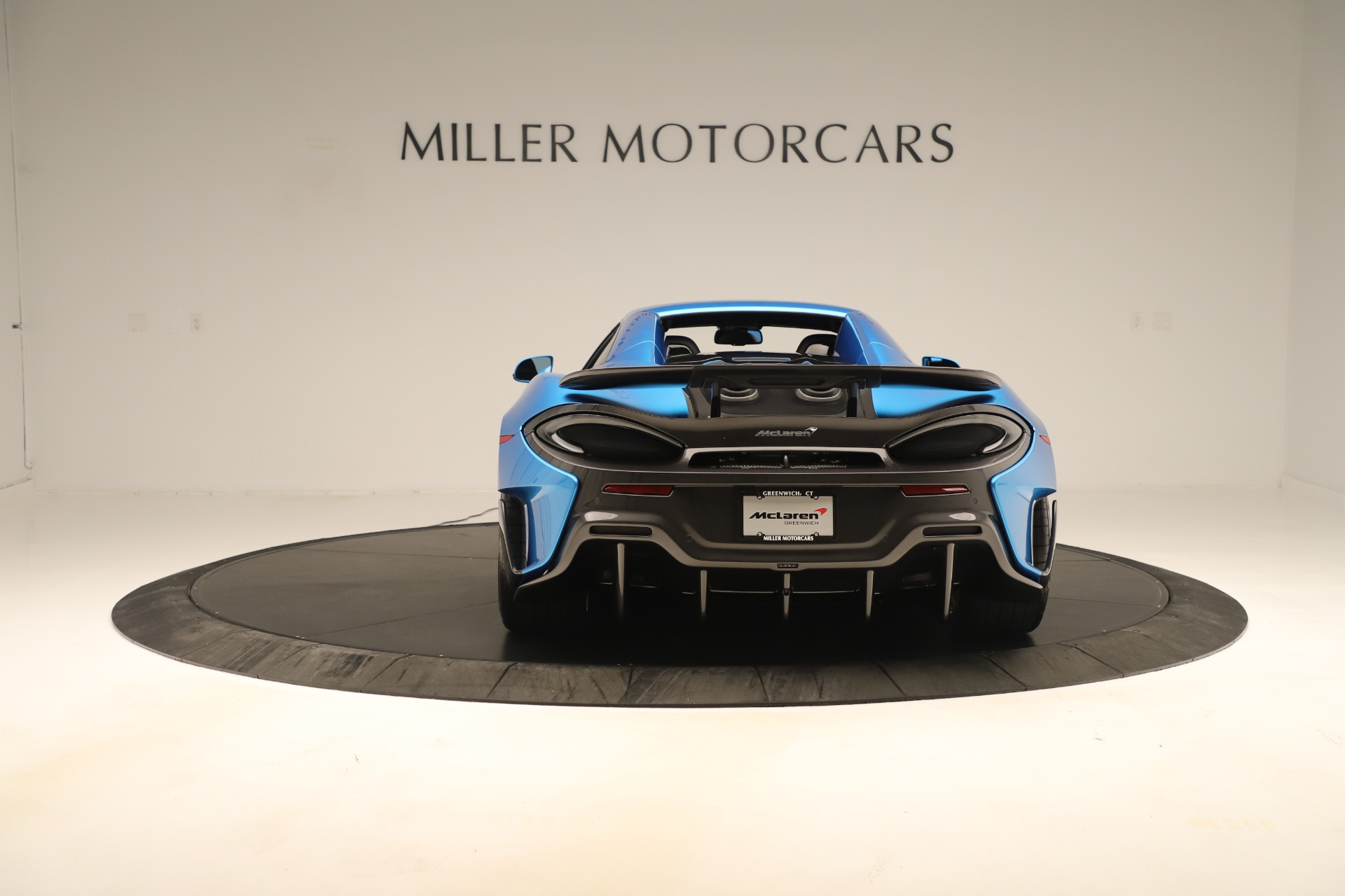 New 2020 McLaren 600LT SPIDER Convertible For Sale In Westport, CT 3311_p13