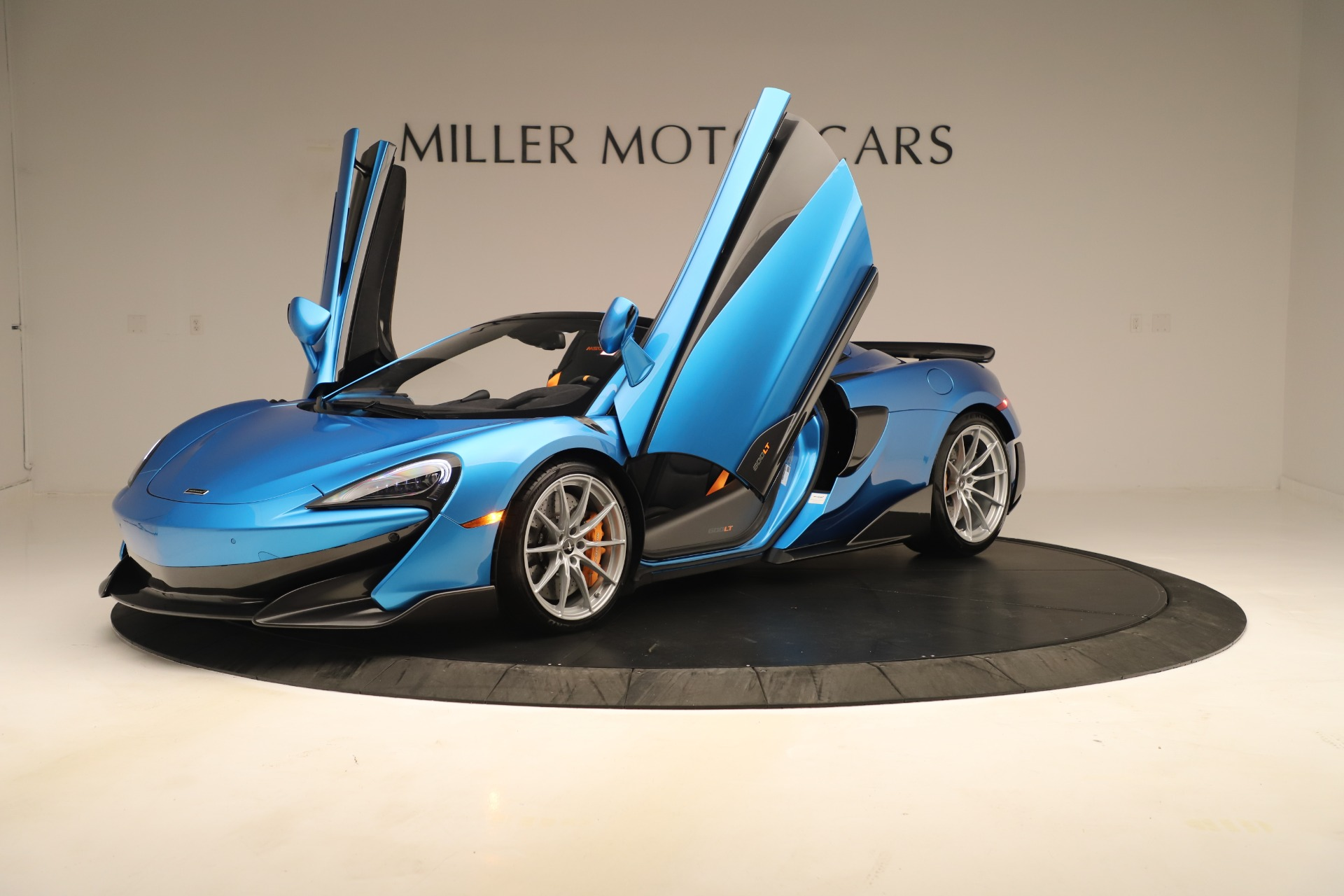 New 2020 McLaren 600LT SPIDER Convertible For Sale In Westport, CT 3311_p18