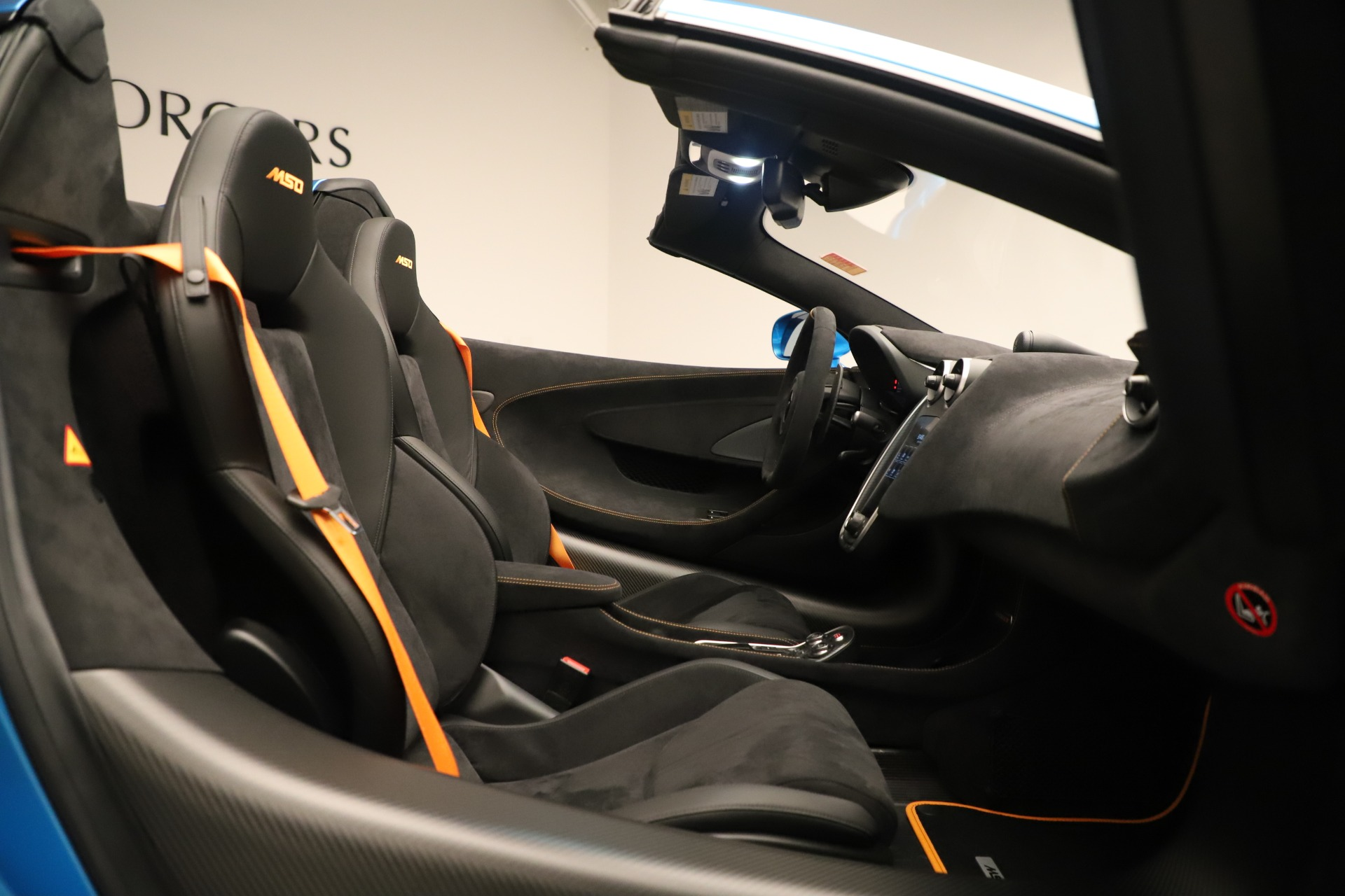 New 2020 McLaren 600LT SPIDER Convertible For Sale In Westport, CT 3311_p25
