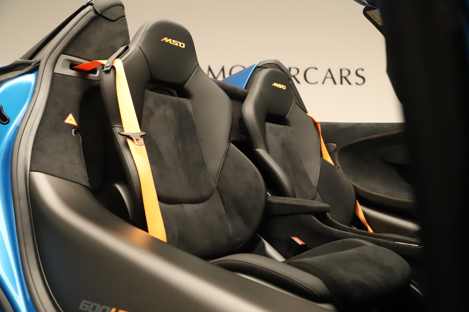 New 2020 McLaren 600LT SPIDER Convertible For Sale In Westport, CT 3311_p26