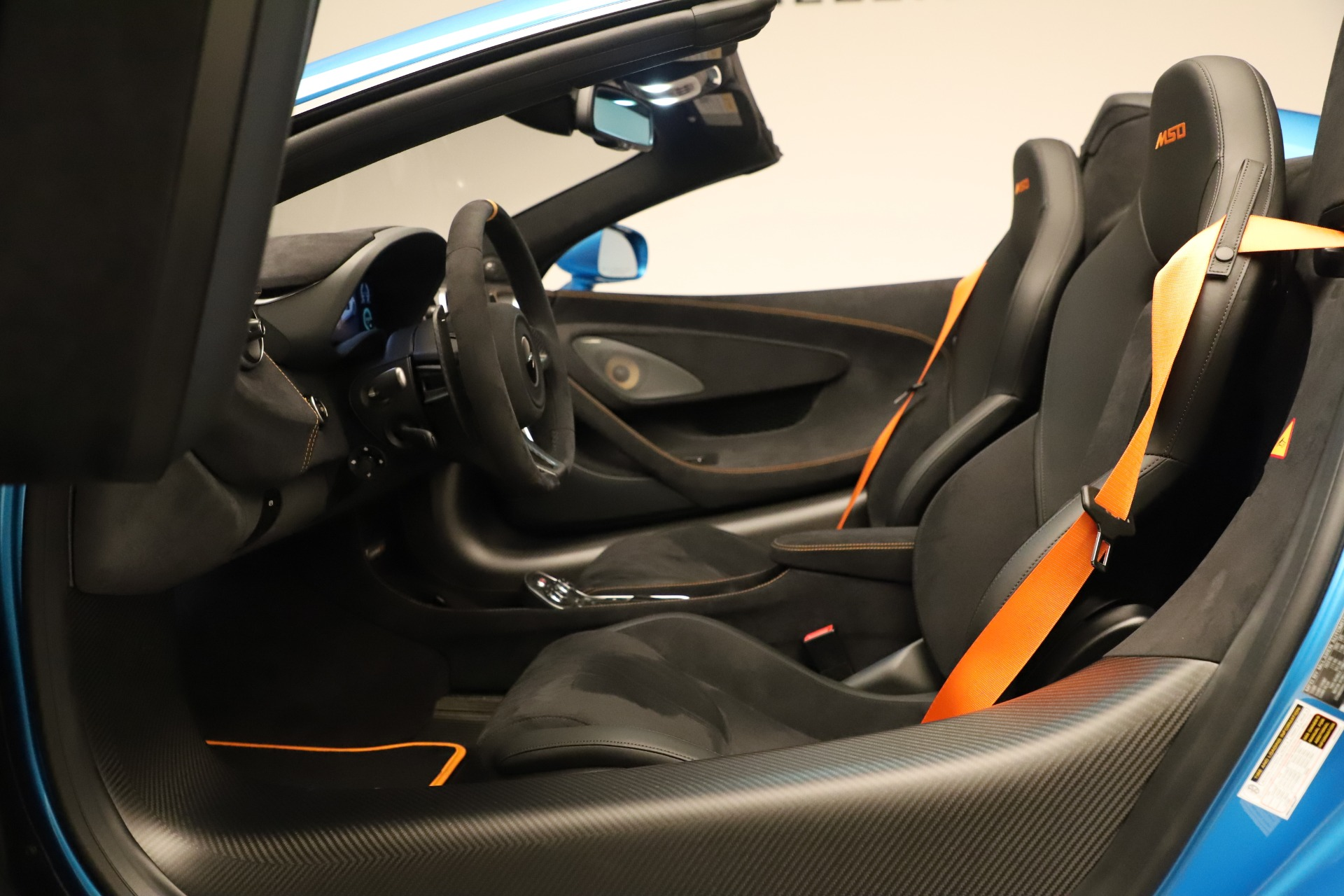 New 2020 McLaren 600LT SPIDER Convertible For Sale In Westport, CT 3311_p28