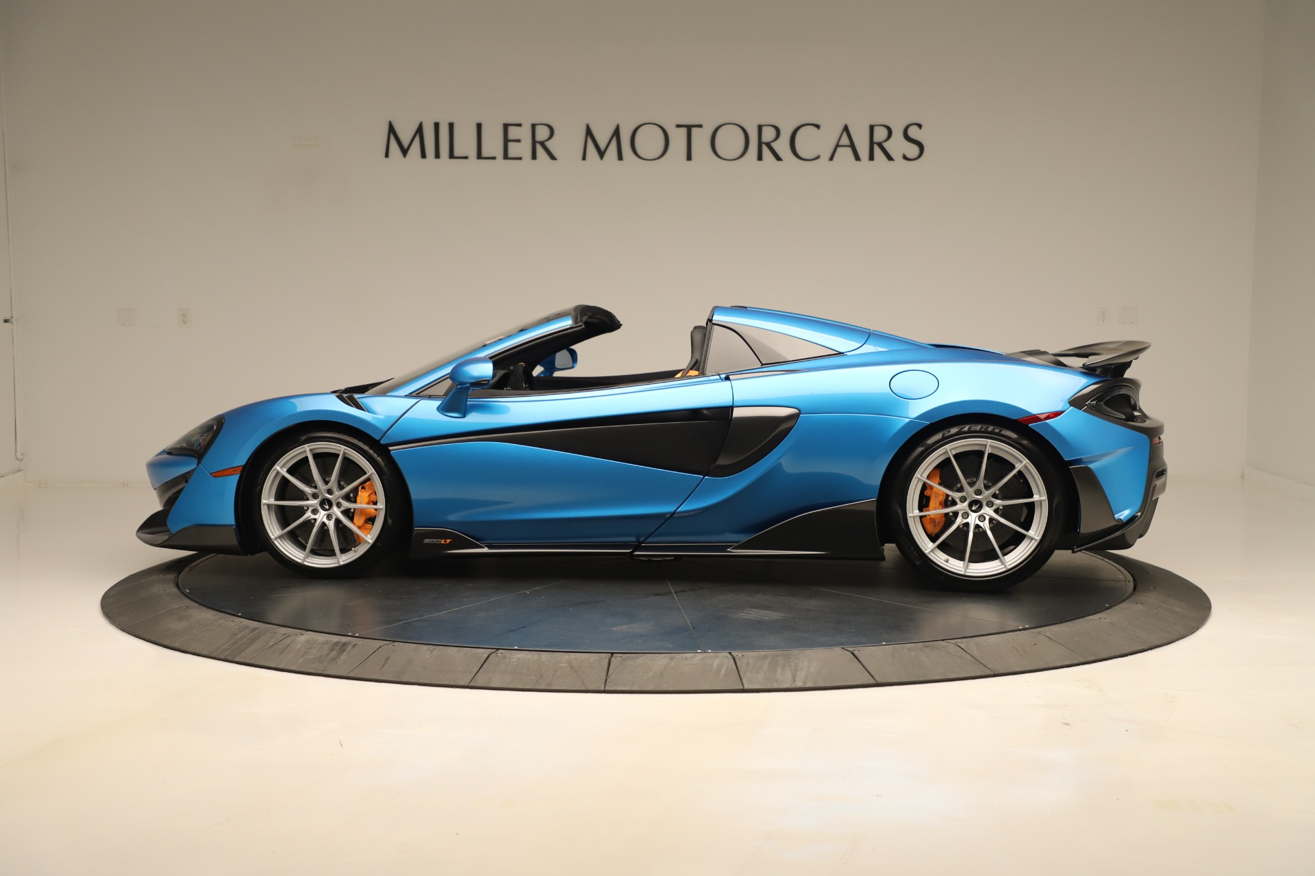 New 2020 McLaren 600LT SPIDER Convertible For Sale In Westport, CT 3311_p2