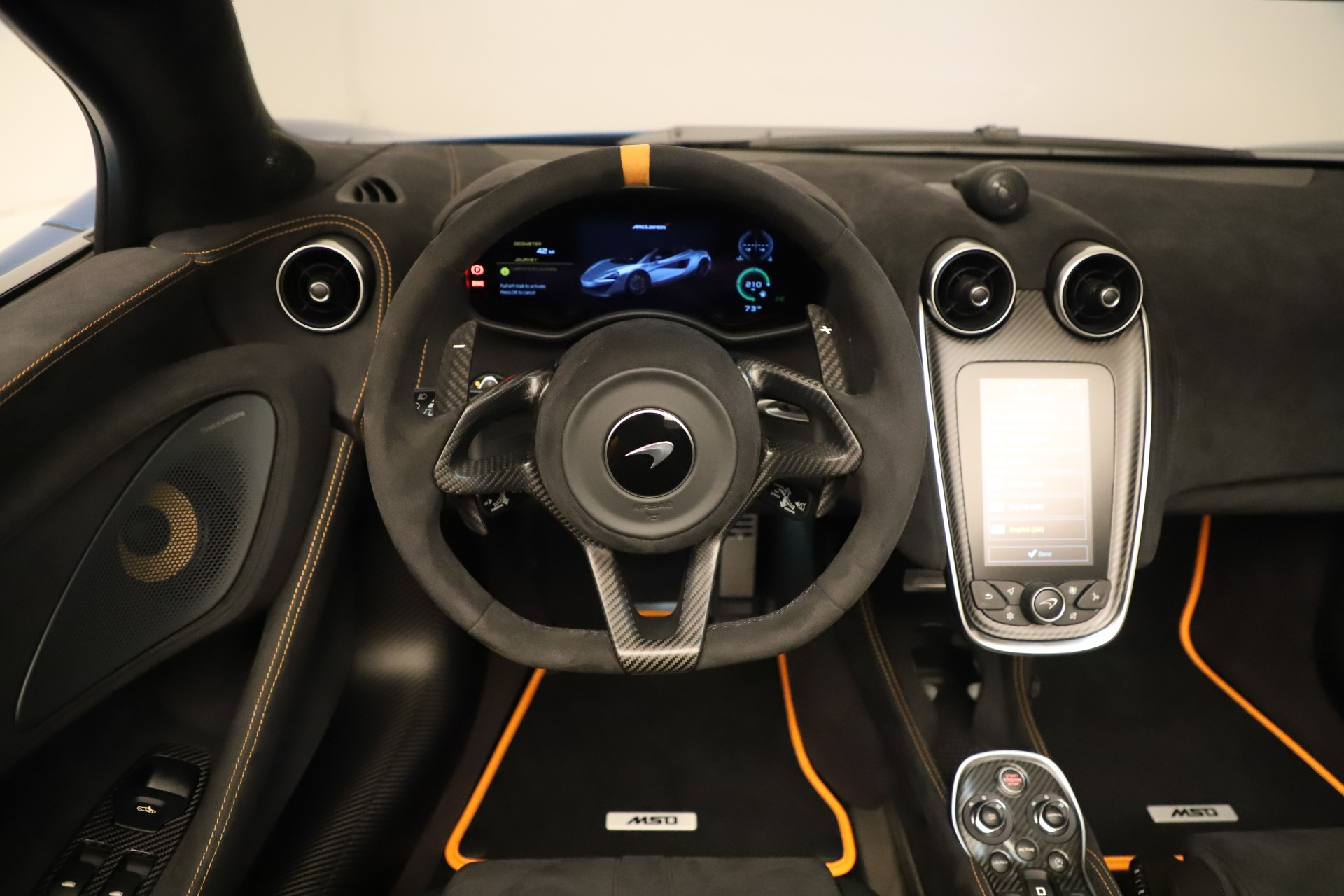 New 2020 McLaren 600LT SPIDER Convertible For Sale In Westport, CT 3311_p31