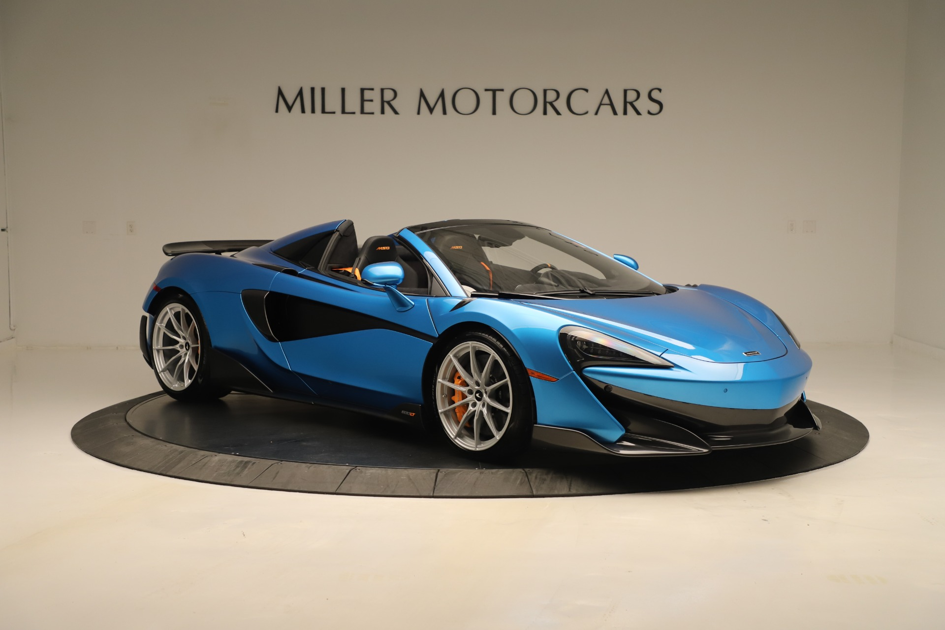New 2020 McLaren 600LT SPIDER Convertible For Sale In Westport, CT 3311_p7