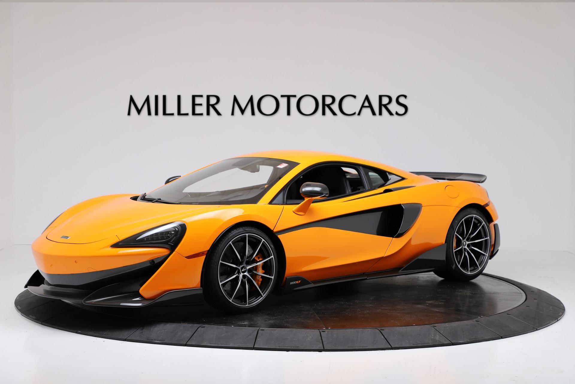 New 2019 McLaren 600LT Coupe For Sale In Westport, CT 3312_main