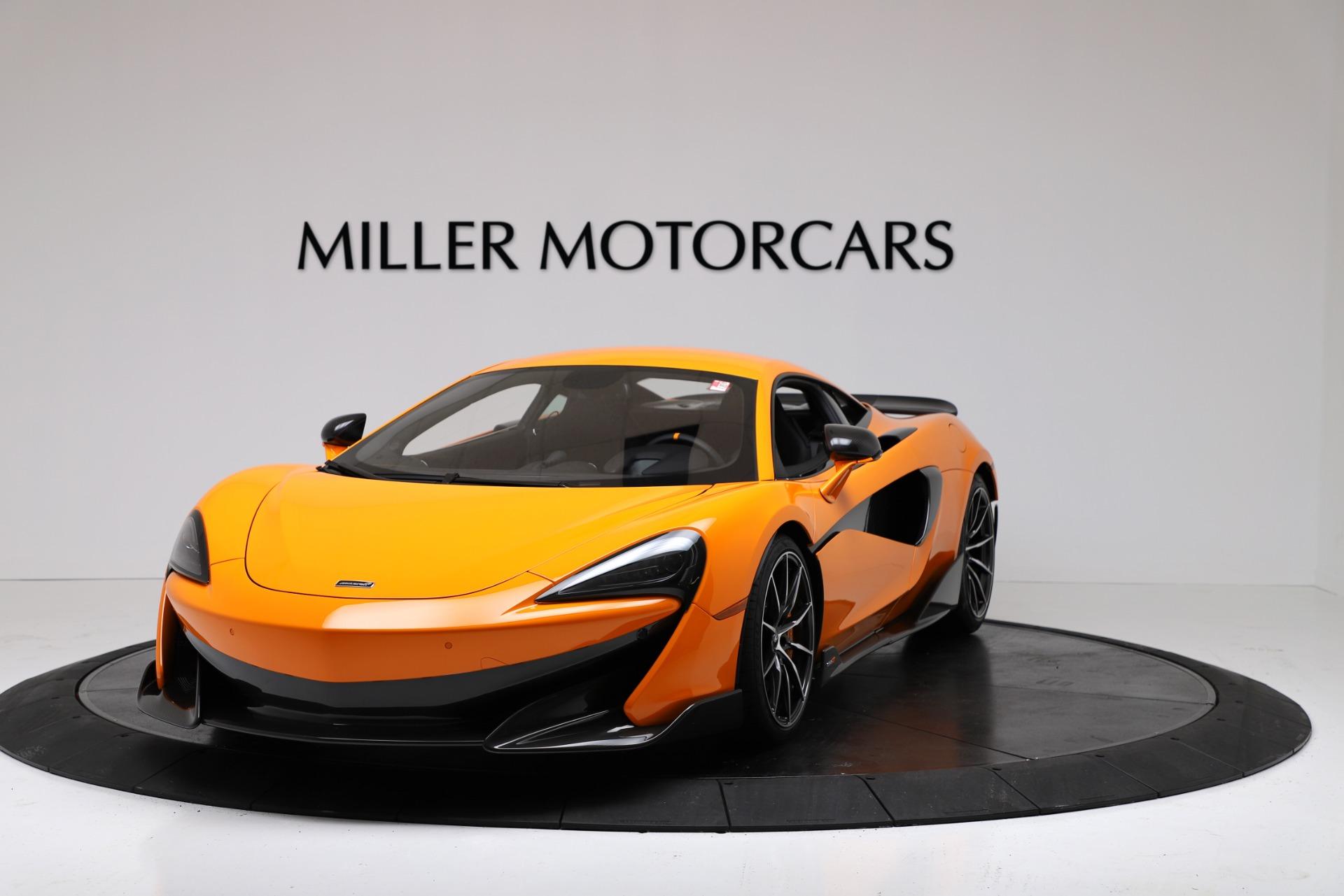New 2019 McLaren 600LT Coupe For Sale In Westport, CT 3312_p2