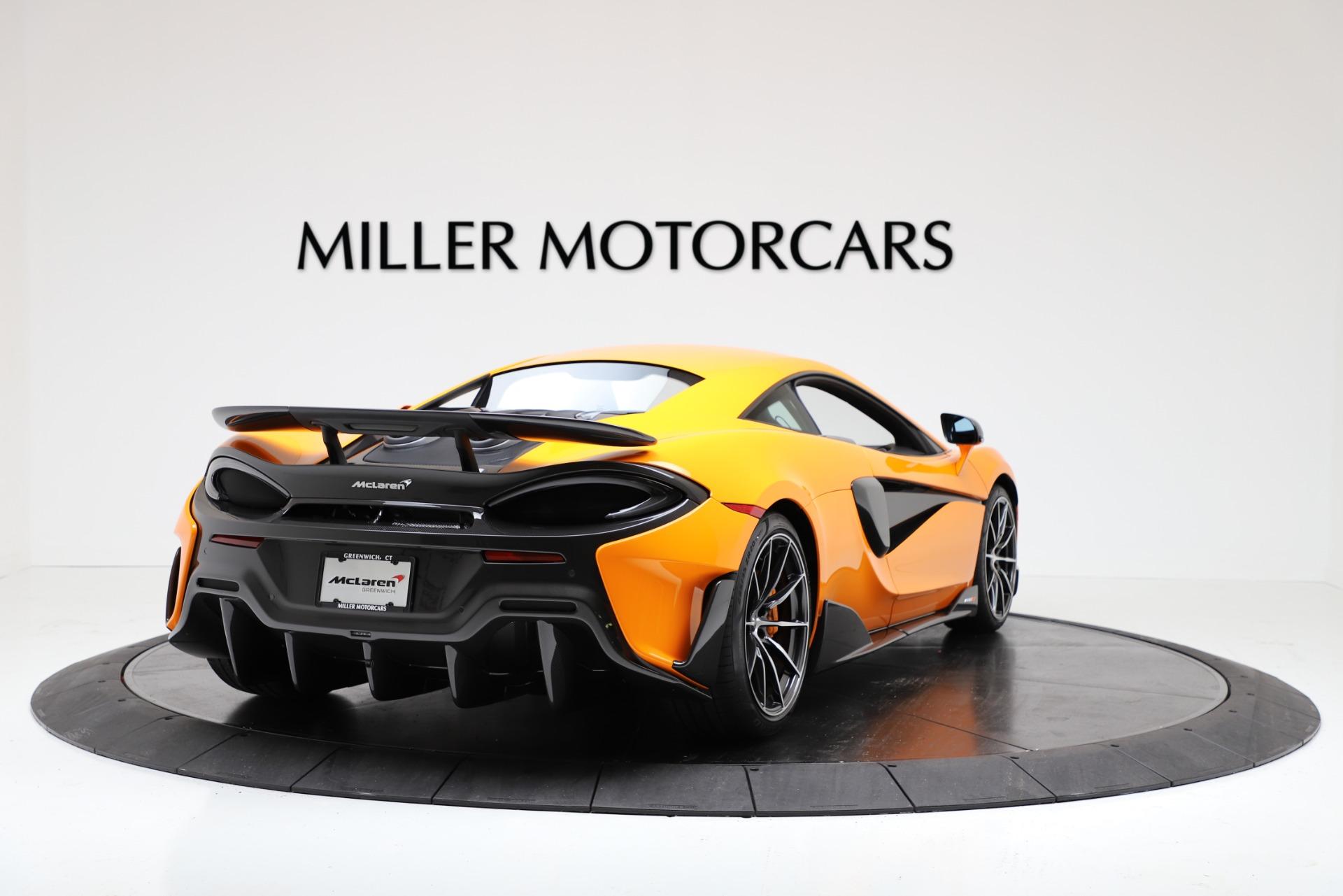 New 2019 McLaren 600LT Coupe For Sale In Westport, CT 3312_p7