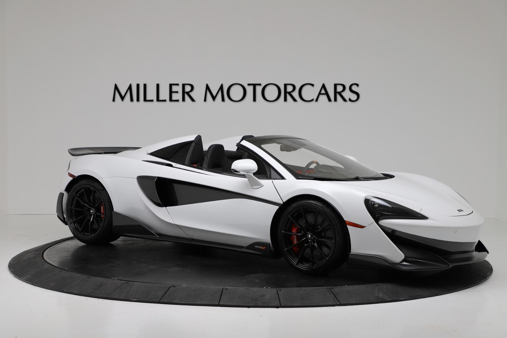 New 2020 McLaren 600LT Convertible For Sale In Westport, CT 3314_p10