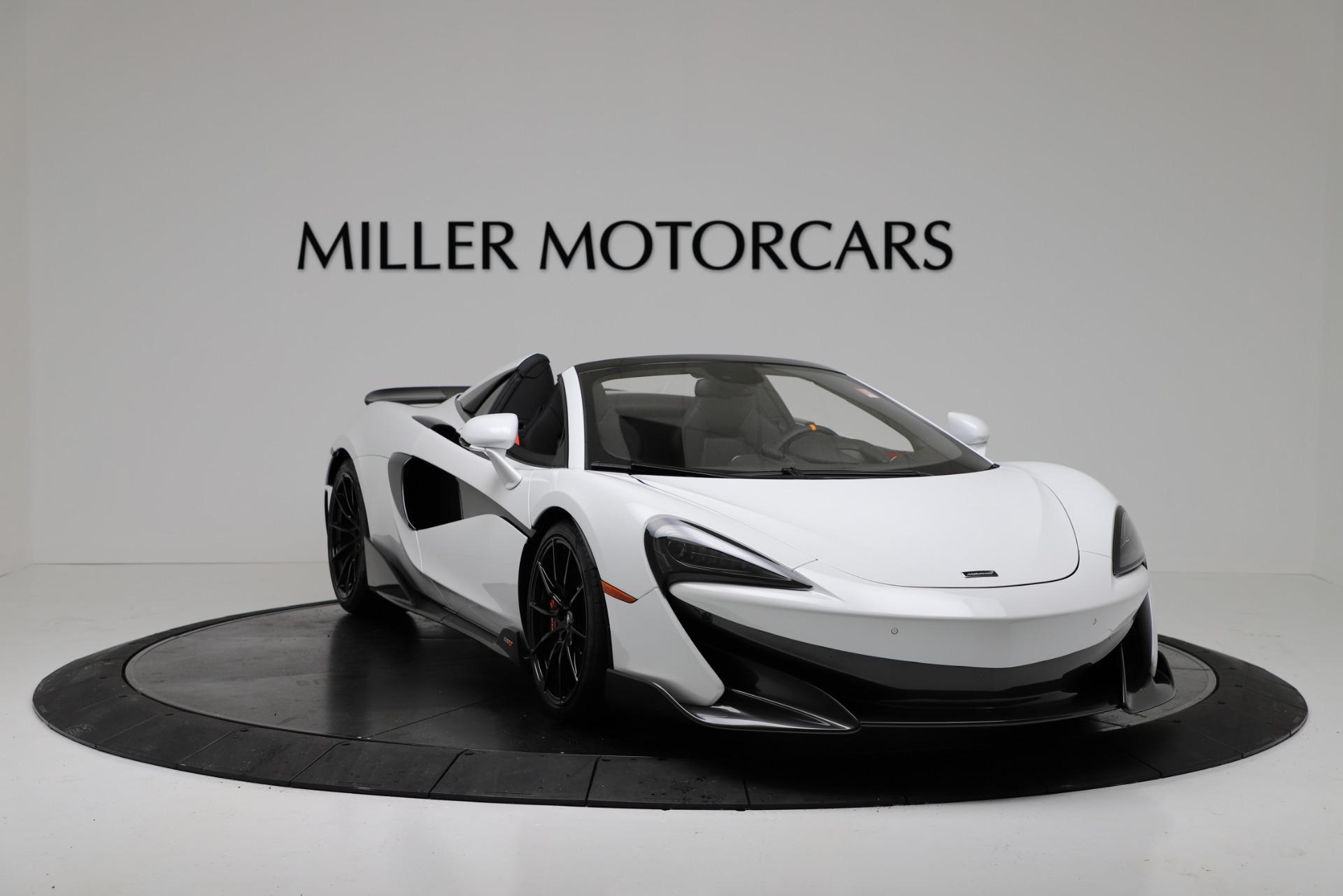 New 2020 McLaren 600LT Convertible For Sale In Westport, CT 3314_p11