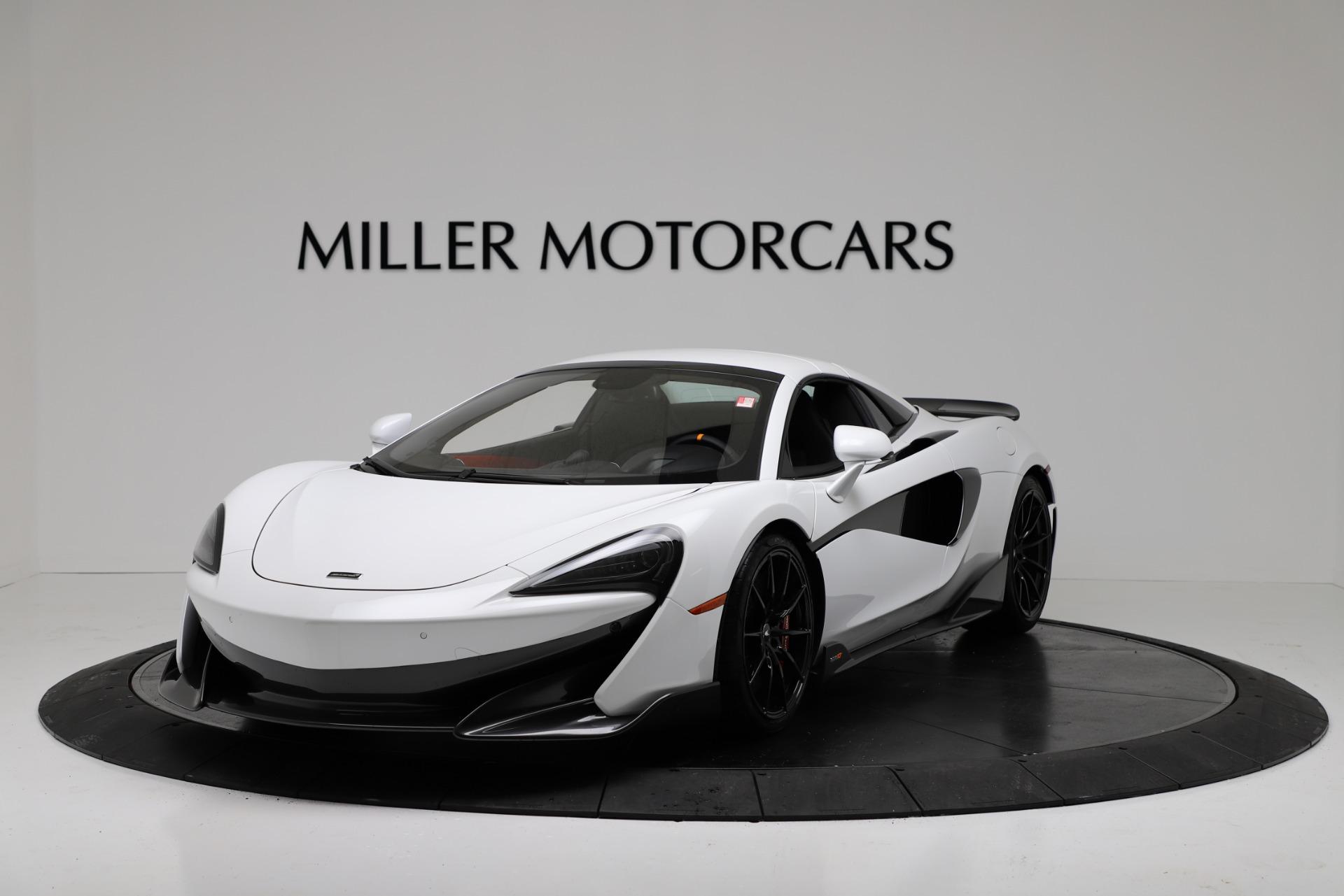 New 2020 McLaren 600LT Convertible For Sale In Westport, CT 3314_p13