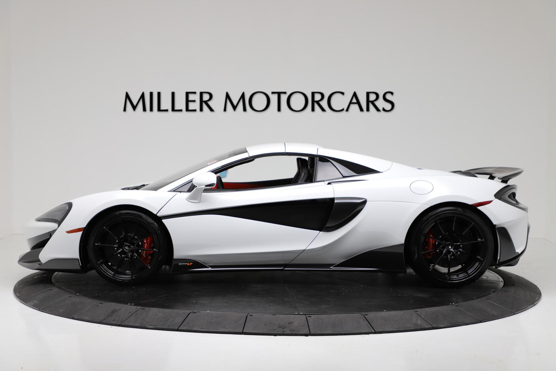 New 2020 McLaren 600LT Convertible For Sale In Westport, CT 3314_p14