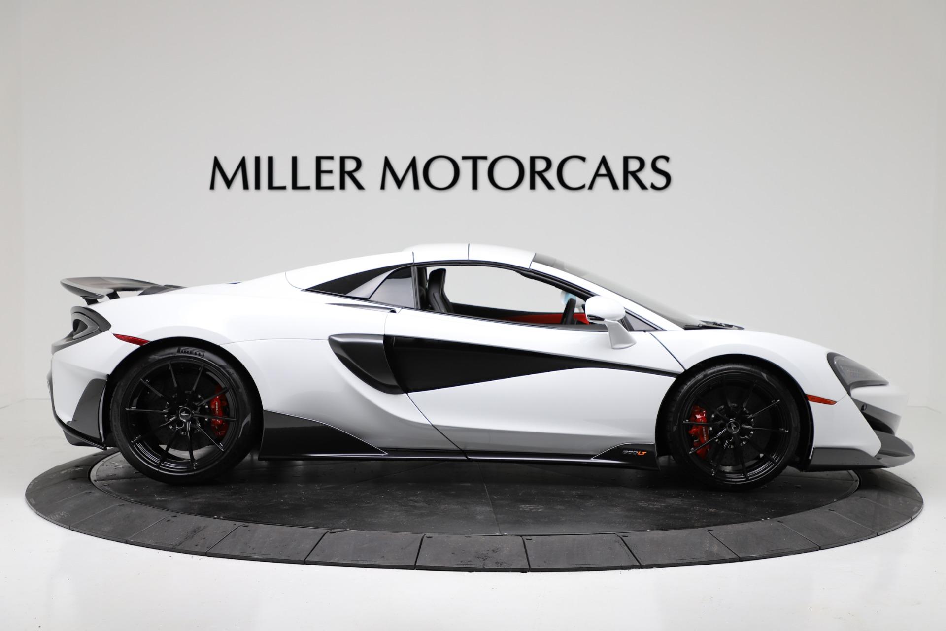 New 2020 McLaren 600LT Convertible For Sale In Westport, CT 3314_p17