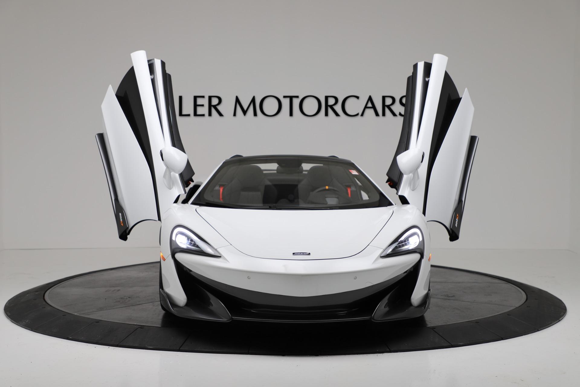 New 2020 McLaren 600LT Convertible For Sale In Westport, CT 3314_p19