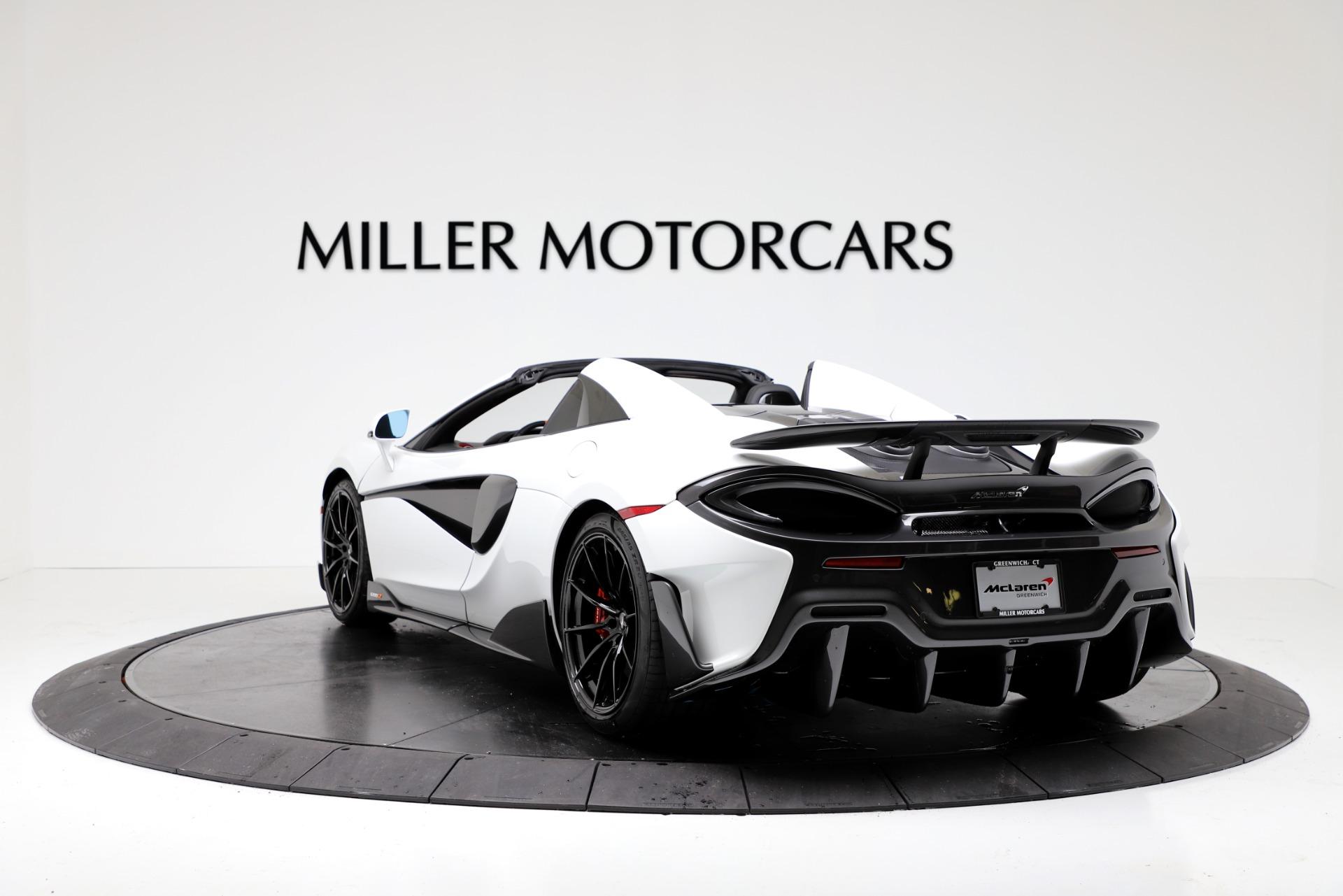 New 2020 McLaren 600LT Convertible For Sale In Westport, CT 3314_p5