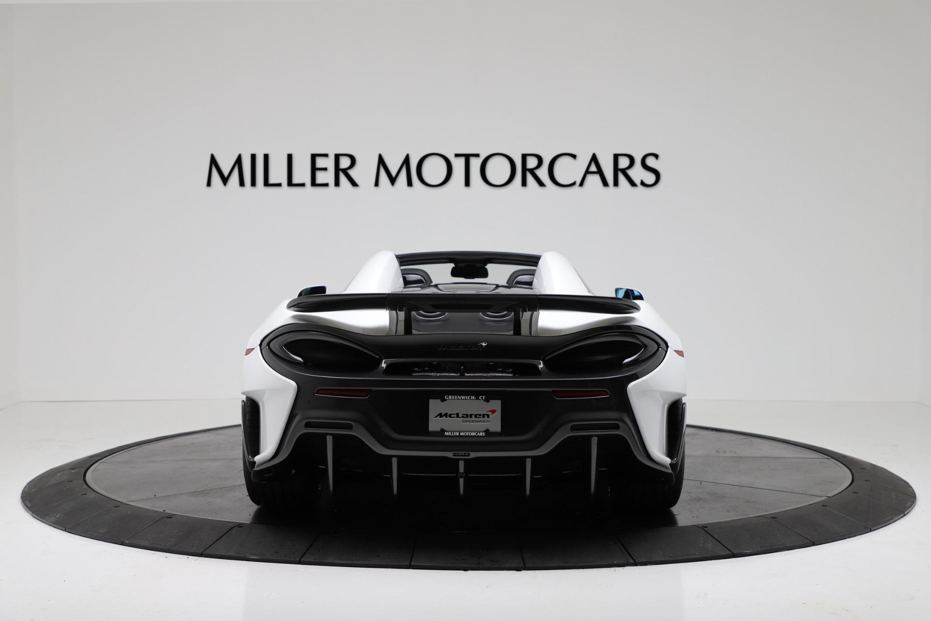 New 2020 McLaren 600LT Convertible For Sale In Westport, CT 3314_p6