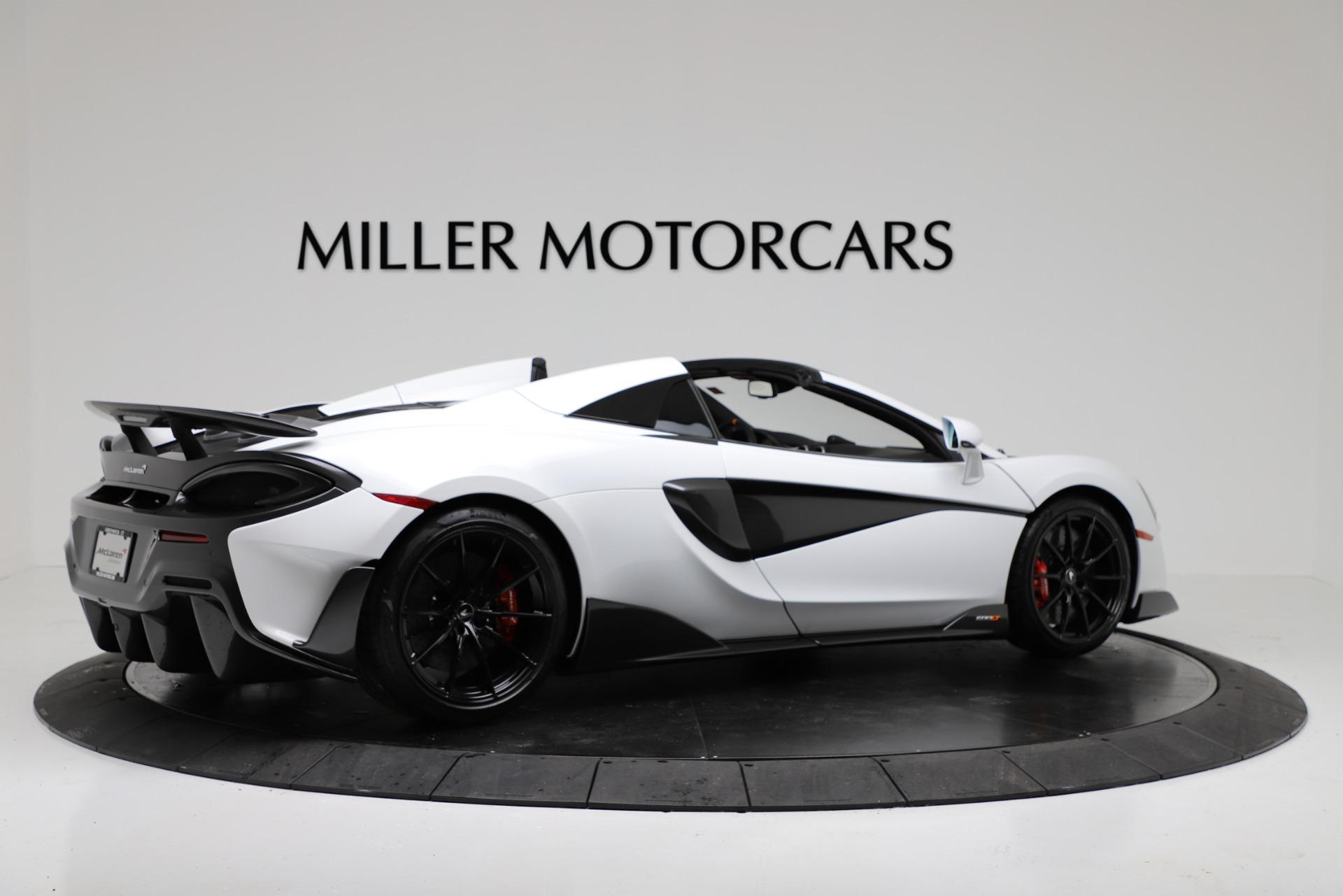 New 2020 McLaren 600LT Convertible For Sale In Westport, CT 3314_p8