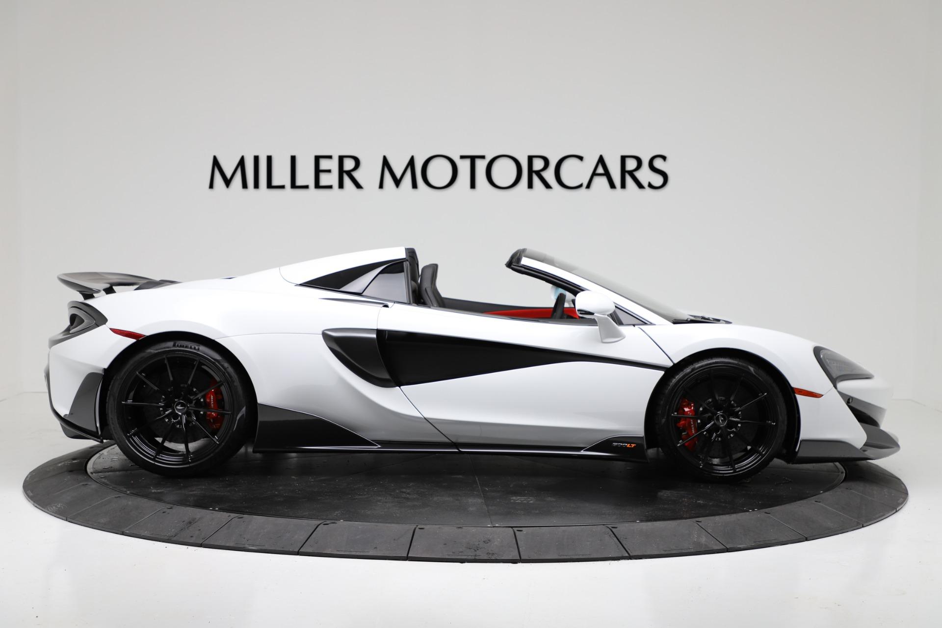 New 2020 McLaren 600LT Convertible For Sale In Westport, CT 3314_p9