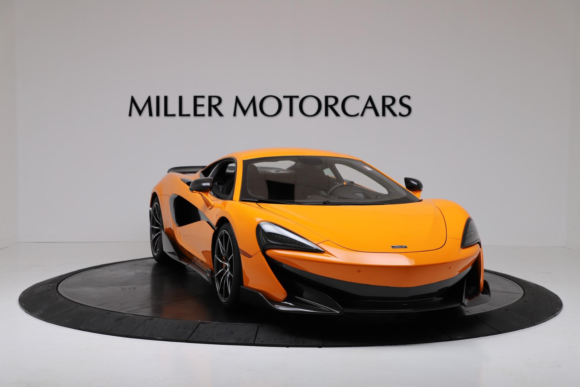 New 2019 McLaren 600LT Coupe For Sale In Westport, CT 3315_p11