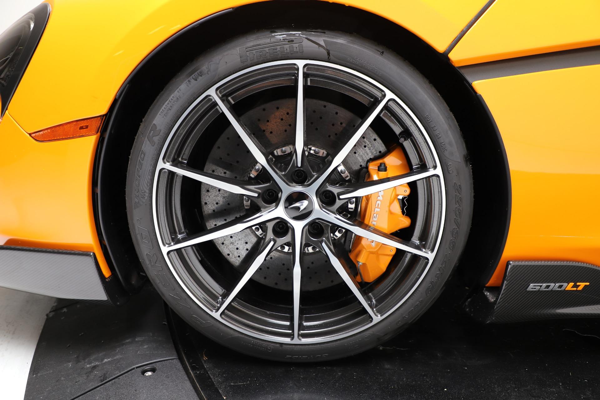 New 2019 McLaren 600LT Coupe For Sale In Westport, CT 3315_p13