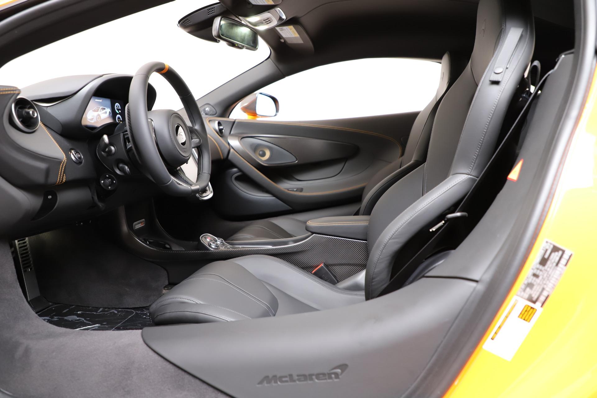 New 2019 McLaren 600LT Coupe For Sale In Westport, CT 3315_p15
