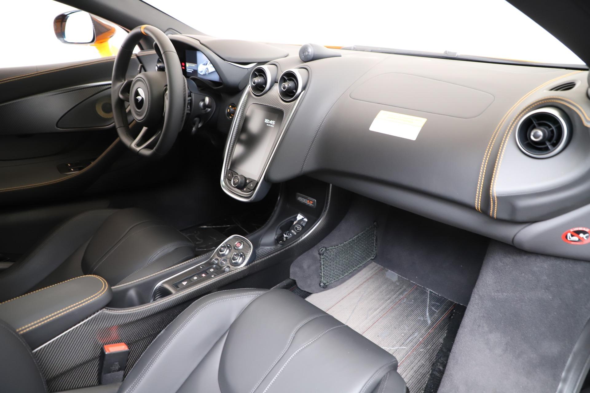 New 2019 McLaren 600LT Coupe For Sale In Westport, CT 3315_p17