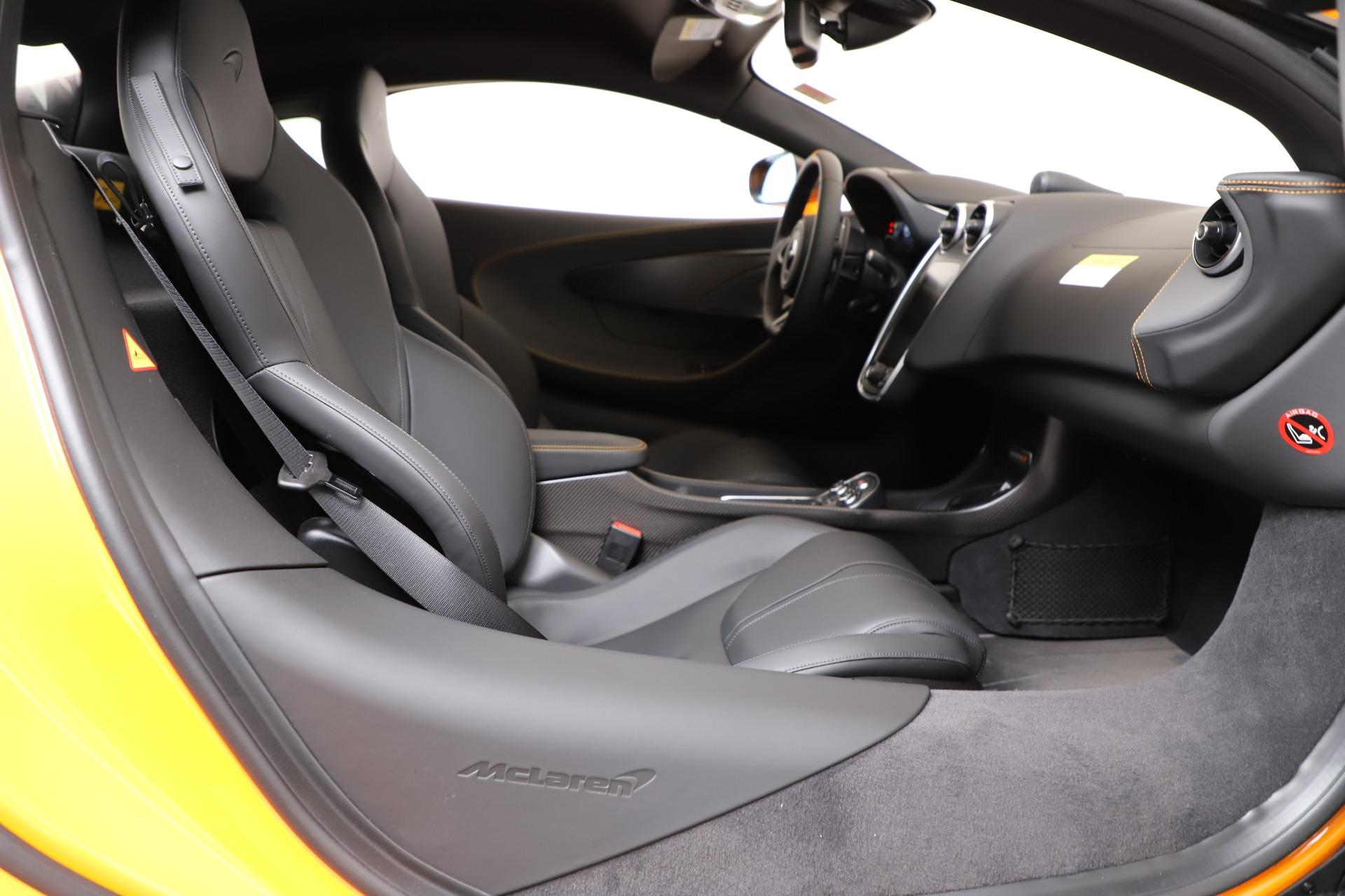 New 2019 McLaren 600LT Coupe For Sale In Westport, CT 3315_p18