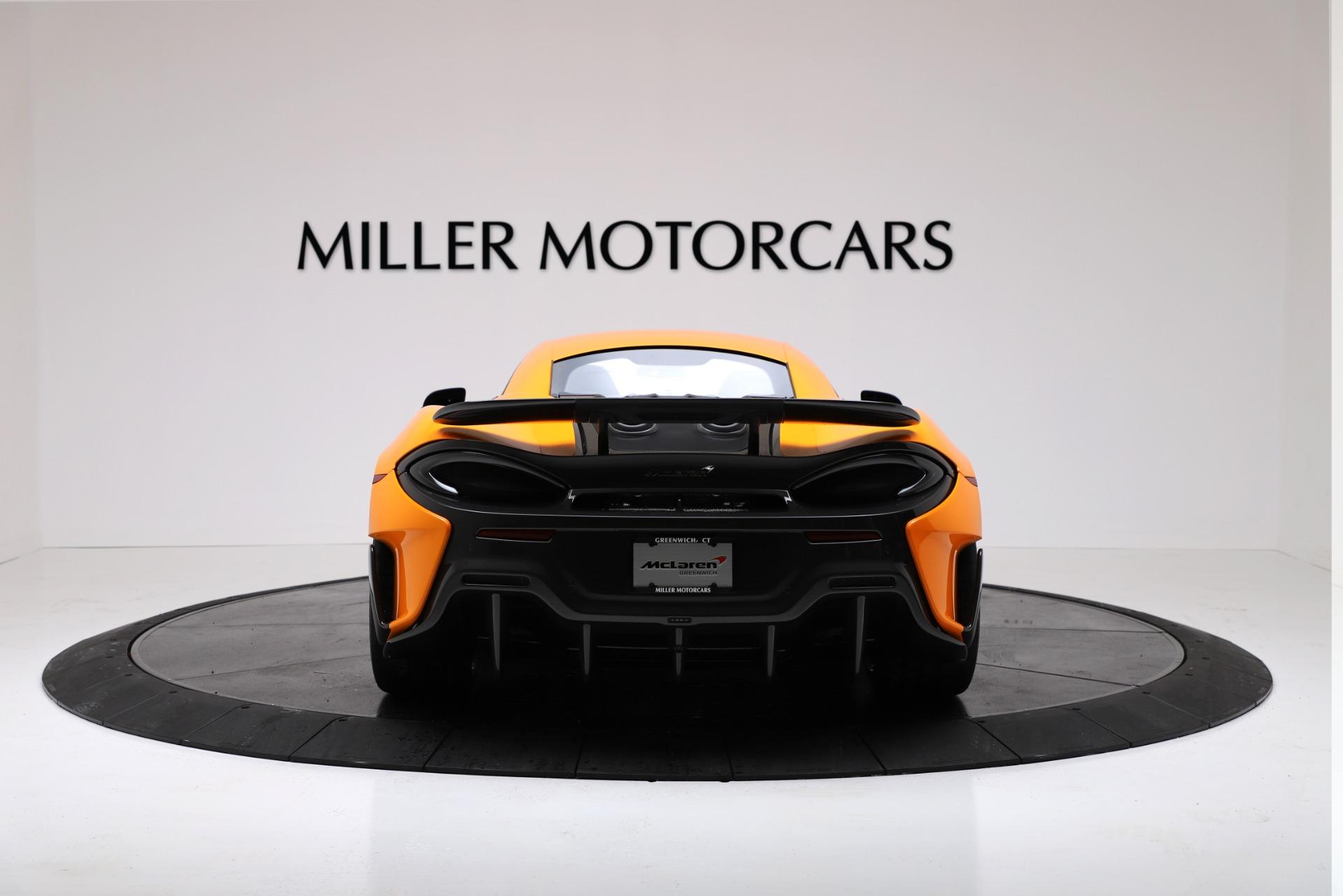 New 2019 McLaren 600LT Coupe For Sale In Westport, CT 3315_p6