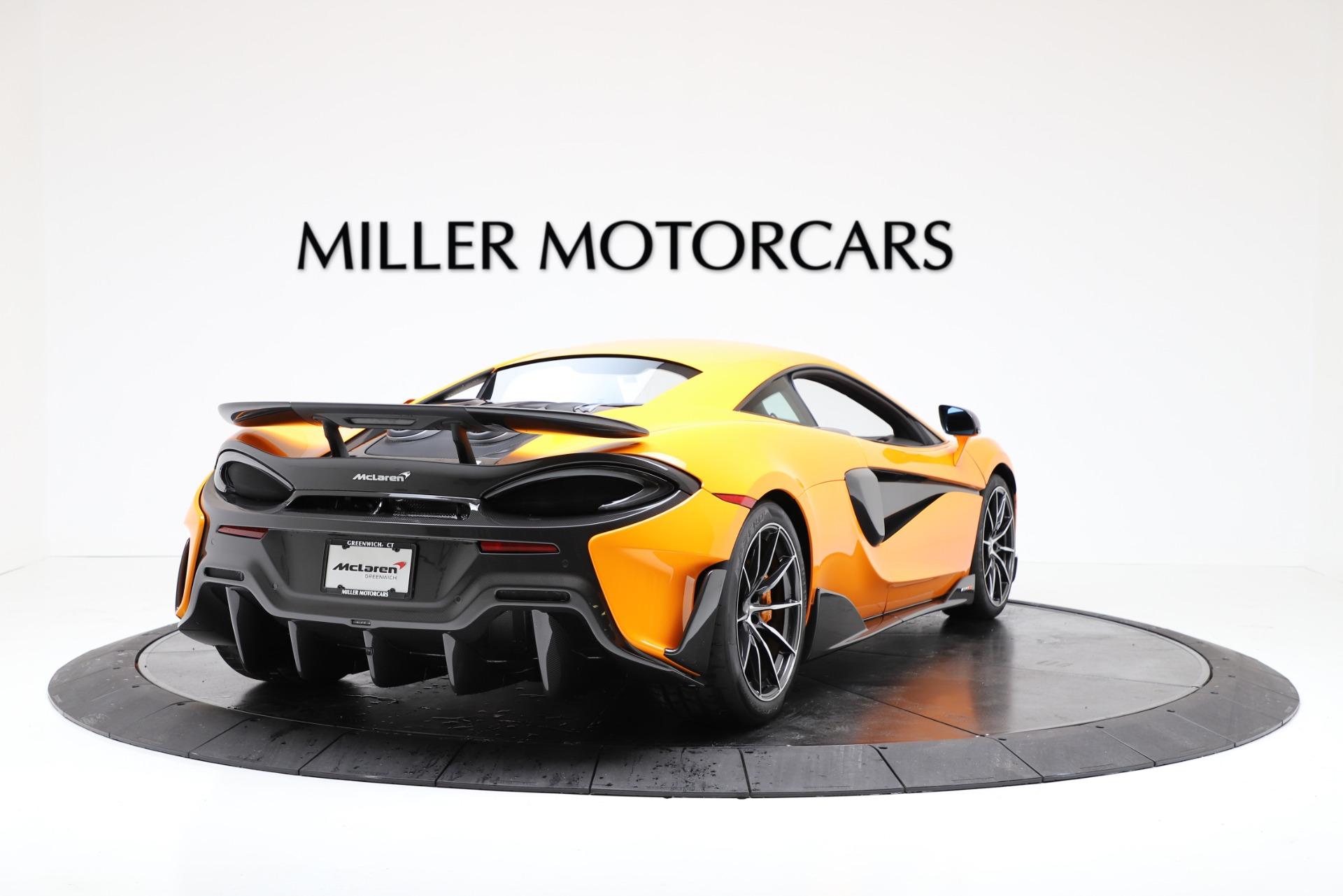New 2019 McLaren 600LT Coupe For Sale In Westport, CT 3315_p7