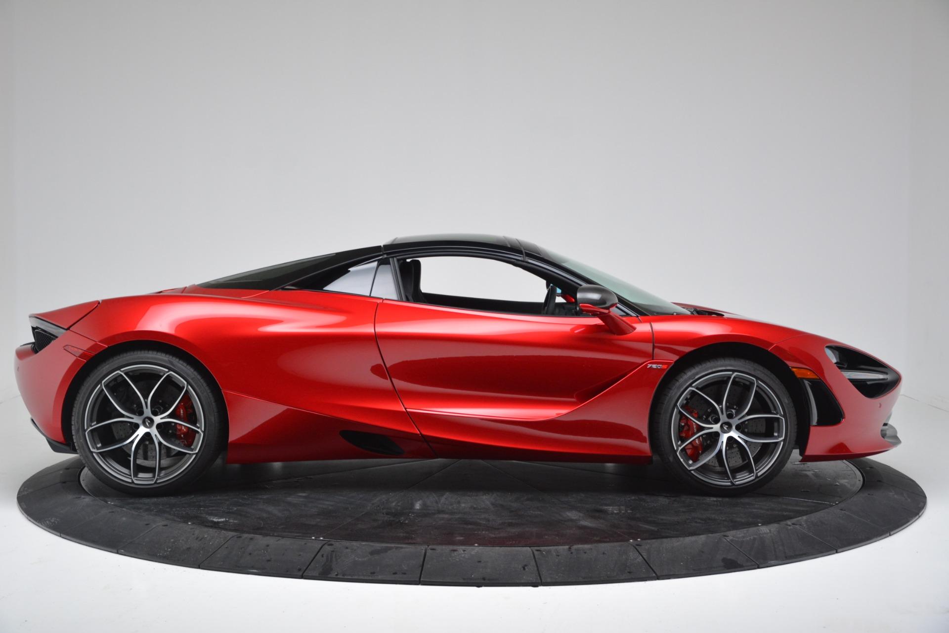 New 2020 McLaren 720S SPIDER Convertible For Sale In Westport, CT 3320_p11