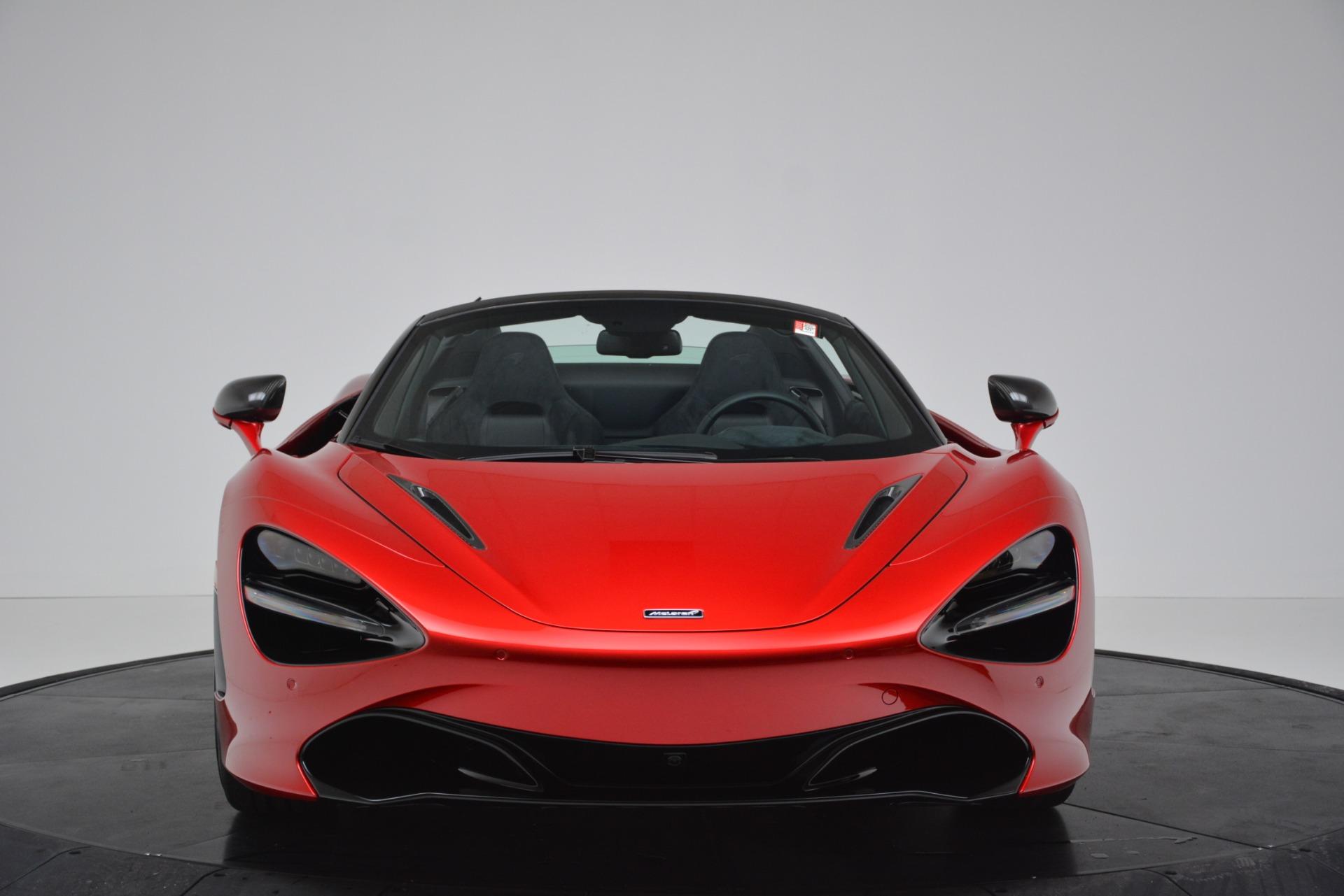 New 2020 McLaren 720S SPIDER Convertible For Sale In Westport, CT 3320_p14