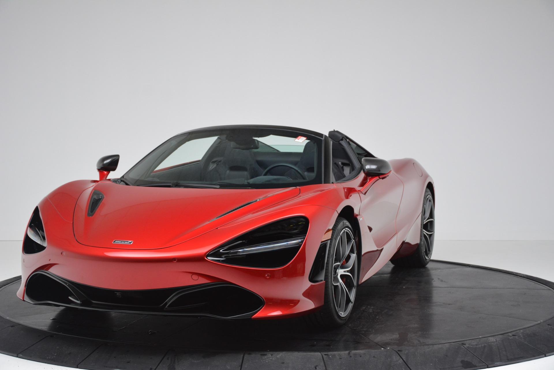 New 2020 McLaren 720S SPIDER Convertible For Sale In Westport, CT 3320_p15