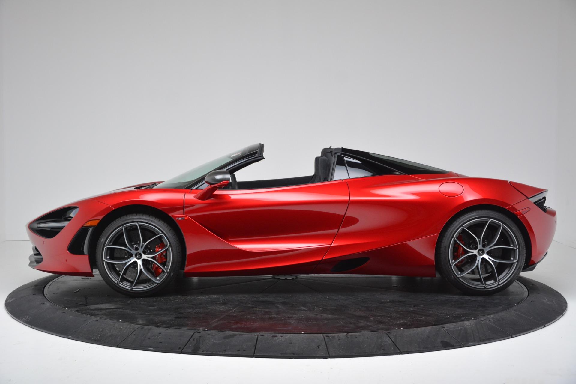 New 2020 McLaren 720S SPIDER Convertible For Sale In Westport, CT 3320_p17